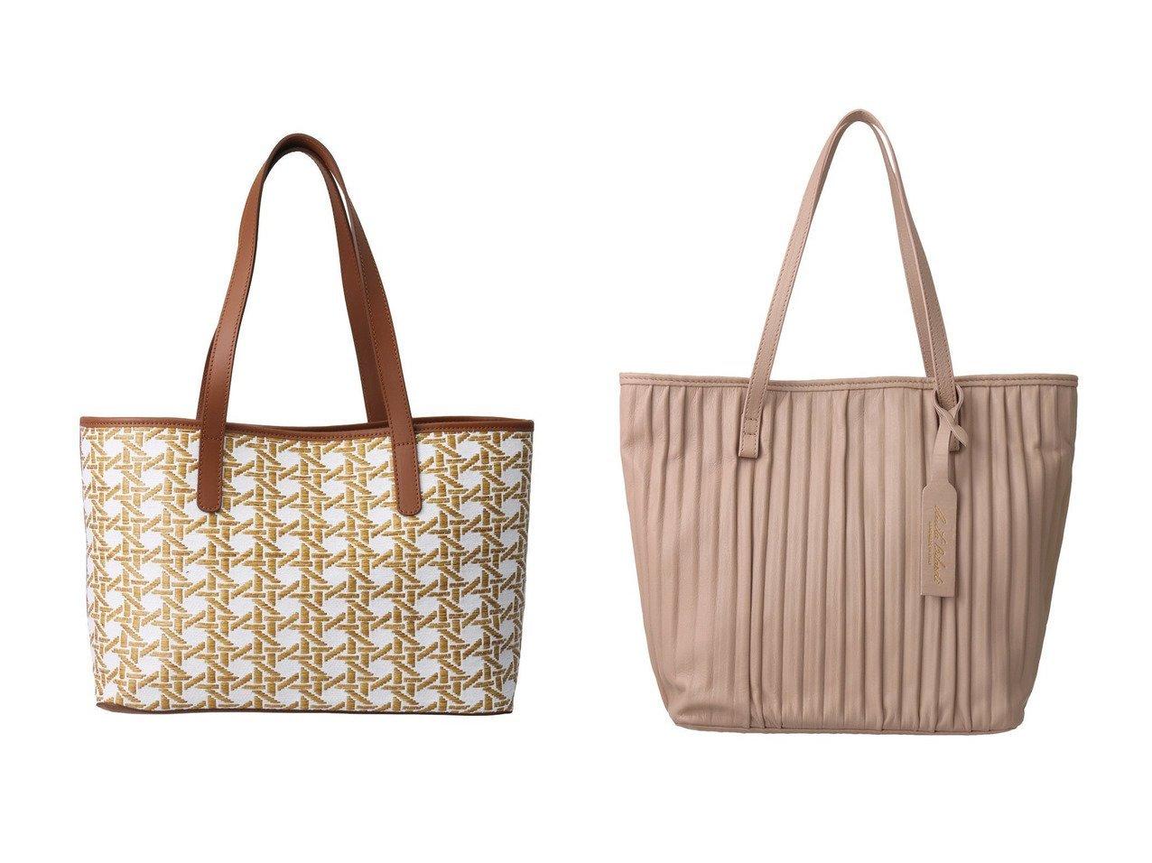 【ADORE/アドーア】の【ANITA BILARDI】バッグ&【ANAYI/アナイ】のI トートBAG 【バッグ・鞄】おすすめ!人気、トレンド・レディースファッションの通販 おすすめで人気の流行・トレンド、ファッションの通販商品 インテリア・家具・メンズファッション・キッズファッション・レディースファッション・服の通販 founy(ファニー) https://founy.com/ ファッション Fashion レディースファッション WOMEN バッグ Bag シンプル パイピング パターン フォルム ポケット  ID:crp329100000048169