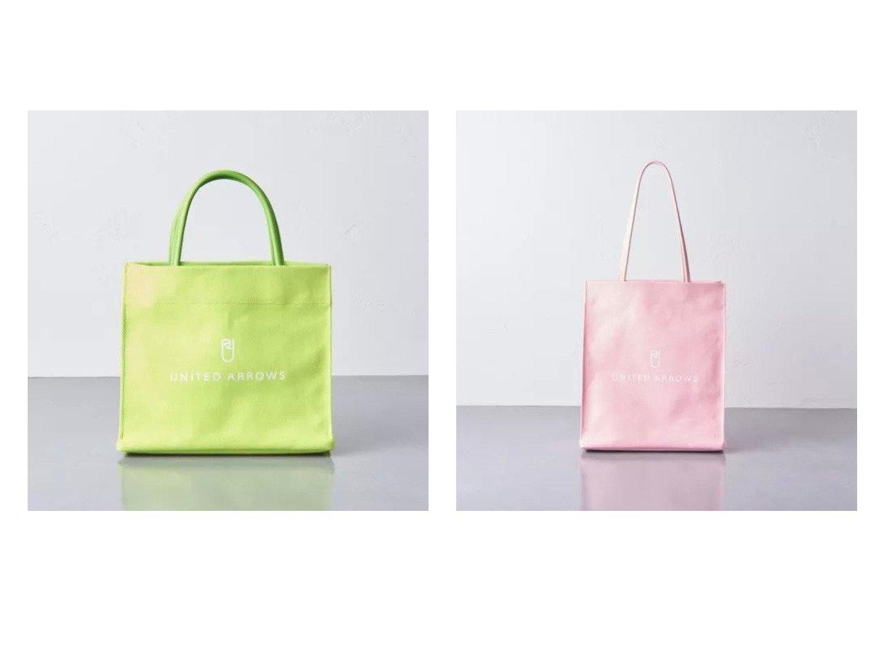 【UNITED ARROWS/ユナイテッドアローズ】のUWSC ロゴ ミニ トートバッグ †&UWSC ロゴ トートバッグ † 【バッグ・鞄】おすすめ!人気、トレンド・レディースファッションの通販 おすすめで人気の流行・トレンド、ファッションの通販商品 インテリア・家具・メンズファッション・キッズファッション・レディースファッション・服の通販 founy(ファニー) https://founy.com/ ファッション Fashion レディースファッション WOMEN バッグ Bag おすすめ Recommend キャンバス  ID:crp329100000048177