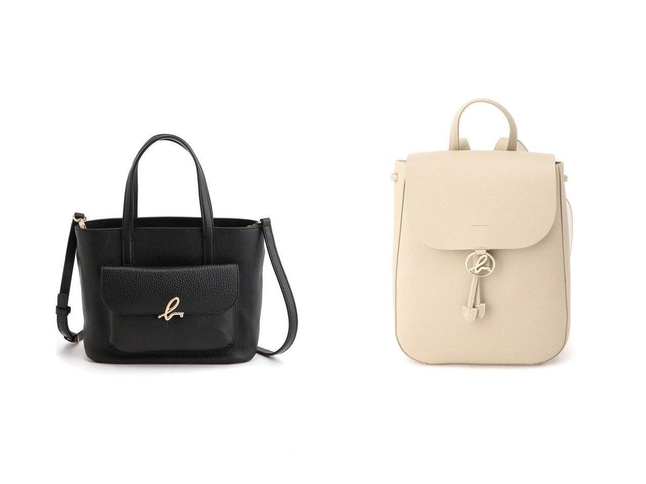 【agnes b. Voyage/アニエスベー ボヤージュ】のagnes b.PAS13-03バックパック&agnes b.IS12F-06 トートバッグ 【バッグ・鞄】おすすめ!人気、トレンド・レディースファッションの通販 おすすめで人気の流行・トレンド、ファッションの通販商品 インテリア・家具・メンズファッション・キッズファッション・レディースファッション・服の通販 founy(ファニー) https://founy.com/ ファッション Fashion レディースファッション WOMEN バッグ Bag スタイリッシュ コンビ フォルム プレート ライニング リュック  ID:crp329100000048180