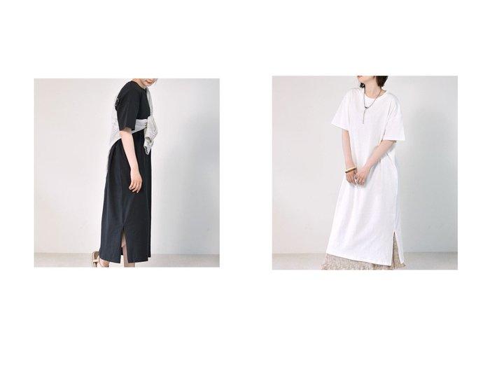 【RETRO GIRL/レトロガール】のバックロゴTEEワンピ 【プチプライス・低価格】おすすめ!人気トレンド・レディースファッション通販 おすすめ人気トレンドファッション通販アイテム 人気、トレンドファッション・服の通販 founy(ファニー) ファッション Fashion レディースファッション WOMEN ワンピース Dress 2021年 2021 2021春夏・S/S SS/Spring/Summer/2021 S/S・春夏 SS・Spring/Summer プリント レギンス 夏 Summer 春 Spring |ID:crp329100000048397