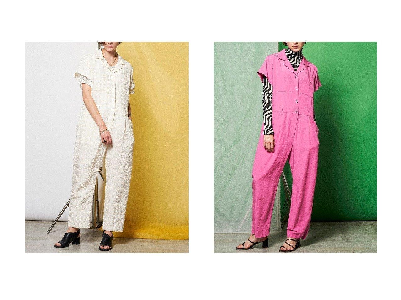 【MAISON SPECIAL/メゾンスペシャル】のチェッカーバックオープンオールインワン&バックオープンオールインワン 【ワンピース・ドレス】おすすめ!人気、トレンド・レディースファッションの通販 おすすめで人気の流行・トレンド、ファッションの通販商品 インテリア・家具・メンズファッション・キッズファッション・レディースファッション・服の通販 founy(ファニー) https://founy.com/ ファッション Fashion レディースファッション WOMEN パンツ Pants バッグ Bag リネン リラックス 夏 Summer |ID:crp329100000048696