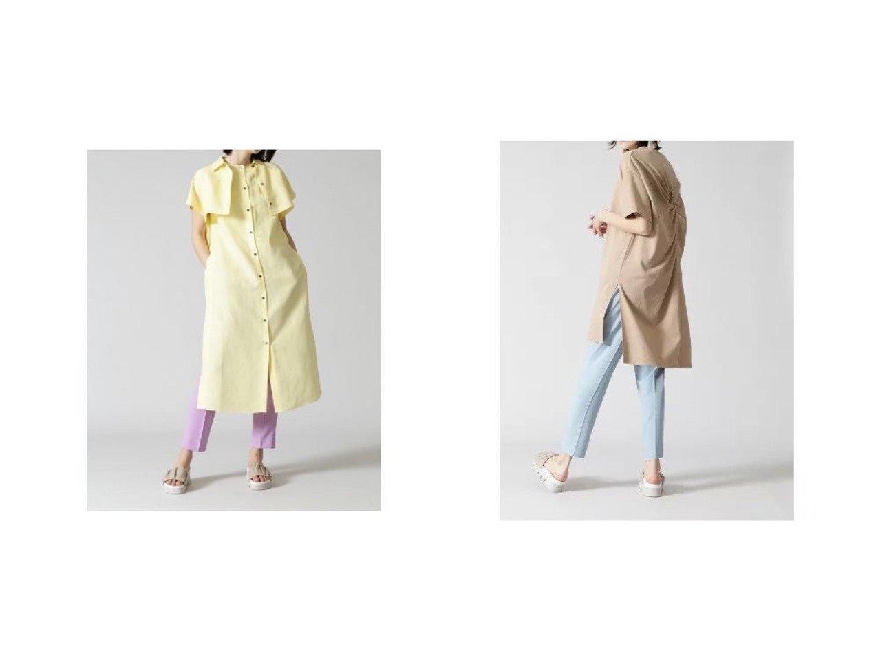 【ADORE/アドーア】のライトジョーゼットテーパードパンツ 【パンツ】おすすめ!人気、トレンド・レディースファッションの通販 おすすめで人気の流行・トレンド、ファッションの通販商品 インテリア・家具・メンズファッション・キッズファッション・レディースファッション・服の通販 founy(ファニー) https://founy.com/ ファッション Fashion レディースファッション WOMEN パンツ Pants ジョーゼット ドレープ |ID:crp329100000049382