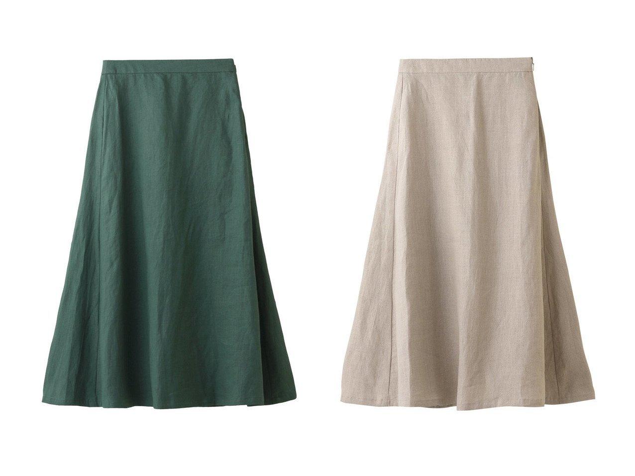 【JET/ジェット】の【JET LOSANGELES】リネンフレアスカート 【スカート】おすすめ!人気、トレンド・レディースファッションの通販 おすすめで人気の流行・トレンド、ファッションの通販商品 インテリア・家具・メンズファッション・キッズファッション・レディースファッション・服の通販 founy(ファニー) https://founy.com/ ファッション Fashion レディースファッション WOMEN スカート Skirt Aライン/フレアスカート Flared A-Line Skirts ロングスカート Long Skirt S/S・春夏 SS・Spring/Summer フレア リネン ロング 夏 Summer 春 Spring |ID:crp329100000049393