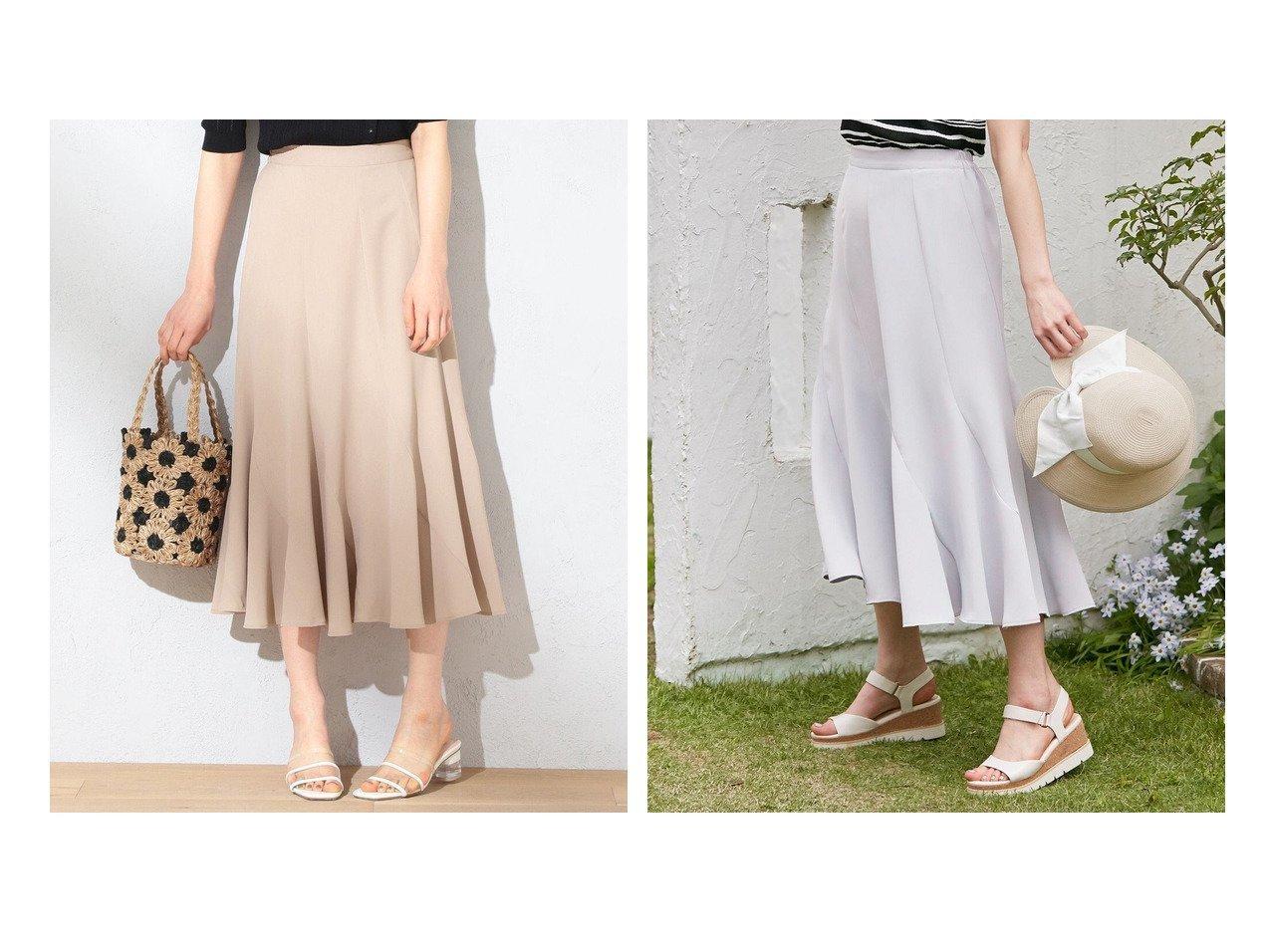 【Feroux/フェルゥ】の【洗える】マットサテン スカート 【スカート】おすすめ!人気、トレンド・レディースファッションの通販 おすすめで人気の流行・トレンド、ファッションの通販商品 インテリア・家具・メンズファッション・キッズファッション・レディースファッション・服の通販 founy(ファニー) https://founy.com/ ファッション Fashion レディースファッション WOMEN スカート Skirt 送料無料 Free Shipping サテン シンプル トレンド フェミニン マーメイド 洗える 無地 |ID:crp329100000049407