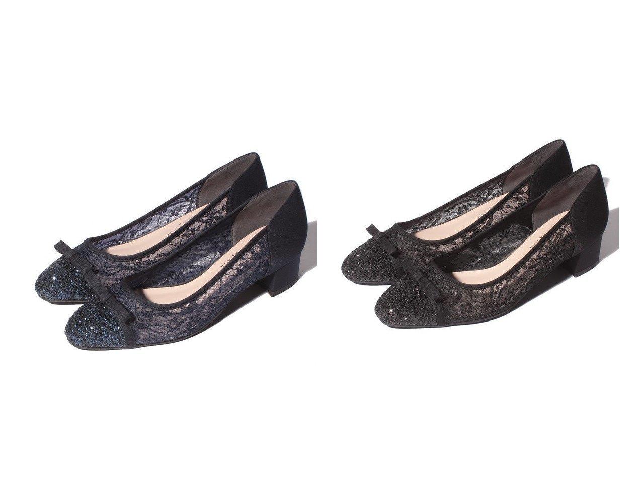 【artemis by DIANA/アルテミス バイ ダイアナ】のプチリボンチュールレースパンプス 【シューズ・靴】おすすめ!人気、トレンド・レディースファッションの通販 おすすめで人気の流行・トレンド、ファッションの通販商品 インテリア・家具・メンズファッション・キッズファッション・レディースファッション・服の通販 founy(ファニー) https://founy.com/ ファッション Fashion レディースファッション WOMEN おすすめ Recommend エレガント グリッター シューズ |ID:crp329100000049412