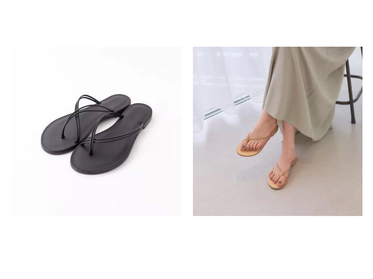 【Rouge vif/ルージュ ヴィフ】の【NICOLAS LAINAS】クロスストラップサンダル 【シューズ・靴】おすすめ!人気、トレンド・レディースファッションの通販 おすすめで人気の流行・トレンド、ファッションの通販商品 インテリア・家具・メンズファッション・キッズファッション・レディースファッション・服の通販 founy(ファニー) https://founy.com/ ファッション Fashion レディースファッション WOMEN おすすめ Recommend サンダル シューズ リゾート |ID:crp329100000049418
