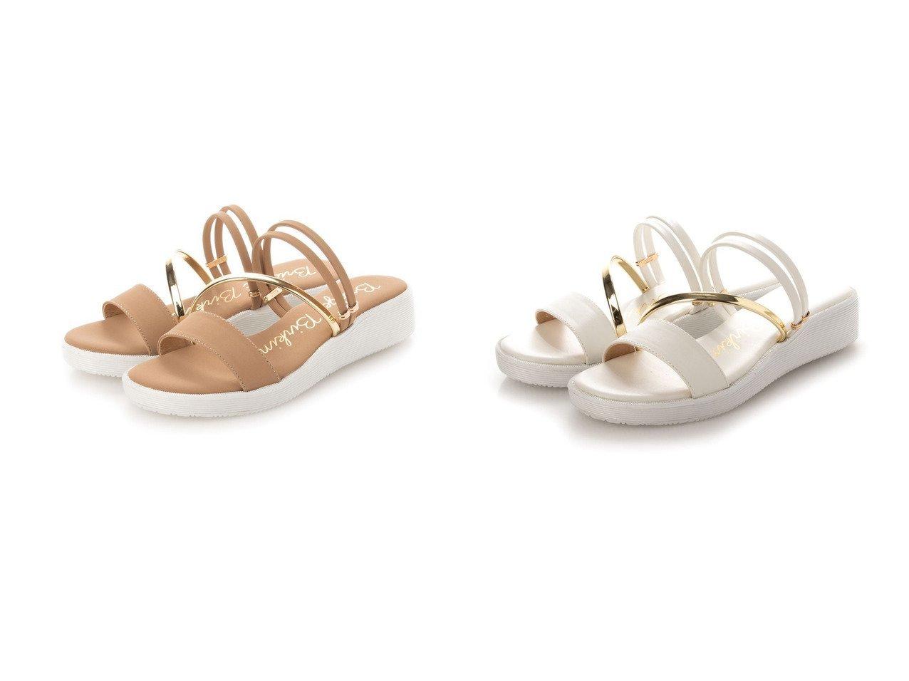 【Bridget Birkin/ブリジット バーキン】のメタリックストラップミュール 【シューズ・靴】おすすめ!人気、トレンド・レディースファッションの通販 おすすめで人気の流行・トレンド、ファッションの通販商品 インテリア・家具・メンズファッション・キッズファッション・レディースファッション・服の通販 founy(ファニー) https://founy.com/ ファッション Fashion レディースファッション WOMEN 2021年 2021 2021春夏・S/S SS/Spring/Summer/2021 S/S・春夏 SS・Spring/Summer クッション サンダル 夏 Summer 春 Spring 軽量 |ID:crp329100000049422