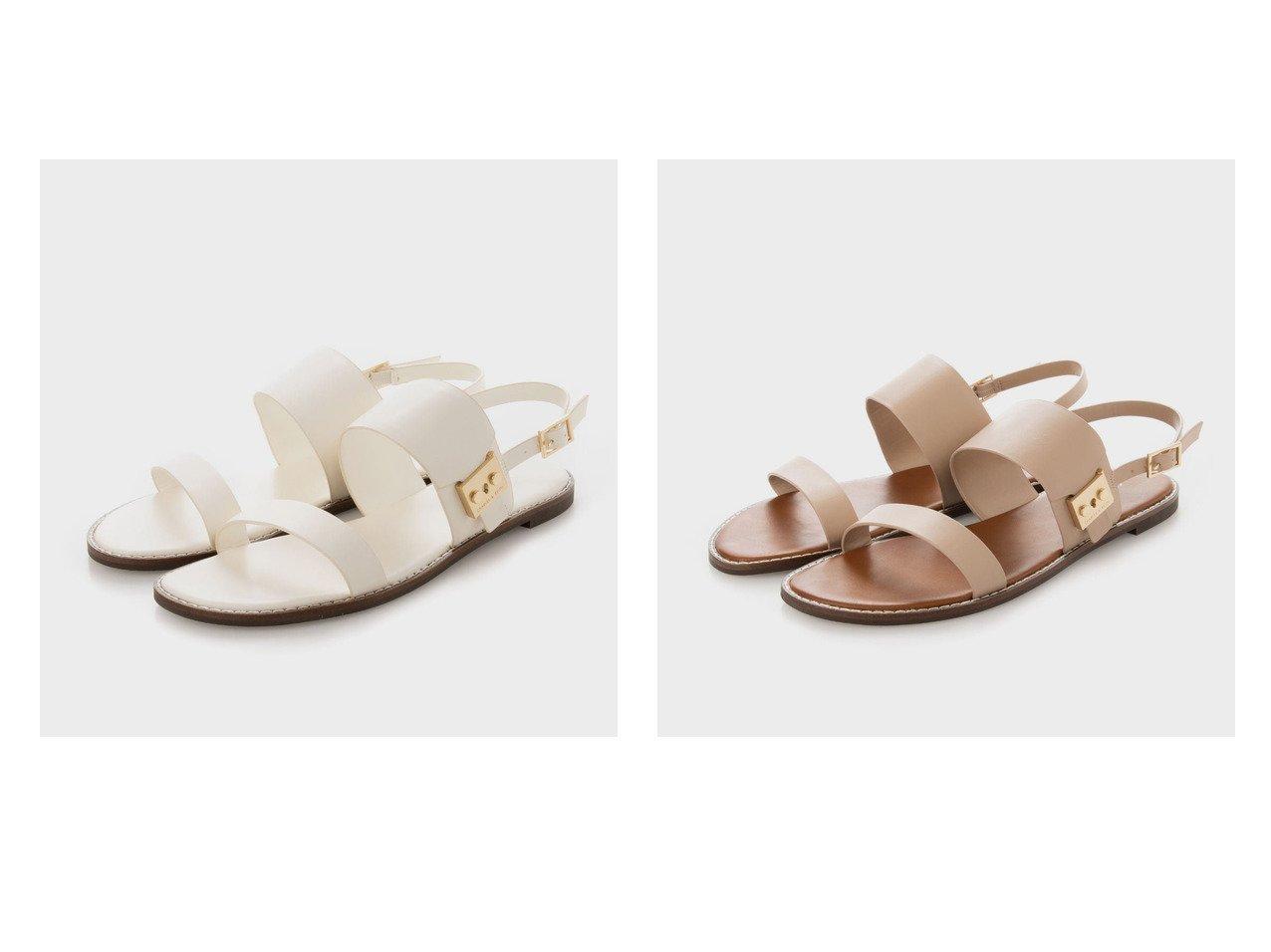 【CHARLES & KEITH/チャールズ アンド キース】の【2021 SUMMER 新作】メタリックバックル スリングバックサンダル Metallic Buckle Slingback Sandals 【シューズ・靴】おすすめ!人気、トレンド・レディースファッションの通販 おすすめで人気の流行・トレンド、ファッションの通販商品 インテリア・家具・メンズファッション・キッズファッション・レディースファッション・服の通販 founy(ファニー) https://founy.com/ ファッション Fashion レディースファッション WOMEN バッグ Bag 2021年 2021 2021春夏・S/S SS/Spring/Summer/2021 S/S・春夏 SS・Spring/Summer 夏 Summer 春 Spring |ID:crp329100000049424