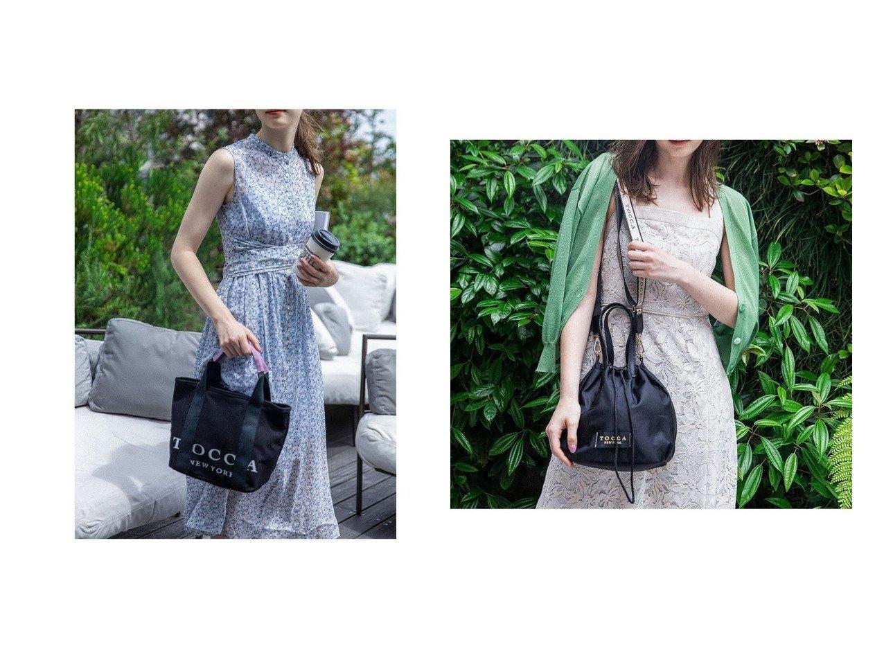 【TOCCA/トッカ】の【WEB限定】BIG TOCCA TOTE S トートバッグ S&CIELO MINISAC ミニバッグ 【バッグ・鞄】おすすめ!人気、トレンド・レディースファッションの通販 おすすめで人気の流行・トレンド、ファッションの通販商品 インテリア・家具・メンズファッション・キッズファッション・レディースファッション・服の通販 founy(ファニー) https://founy.com/ ファッション Fashion レディースファッション WOMEN バッグ Bag クラウン シンプル 財布 テクスチャー ベーシック ポケット ポーチ 送料無料 Free Shipping |ID:crp329100000049439