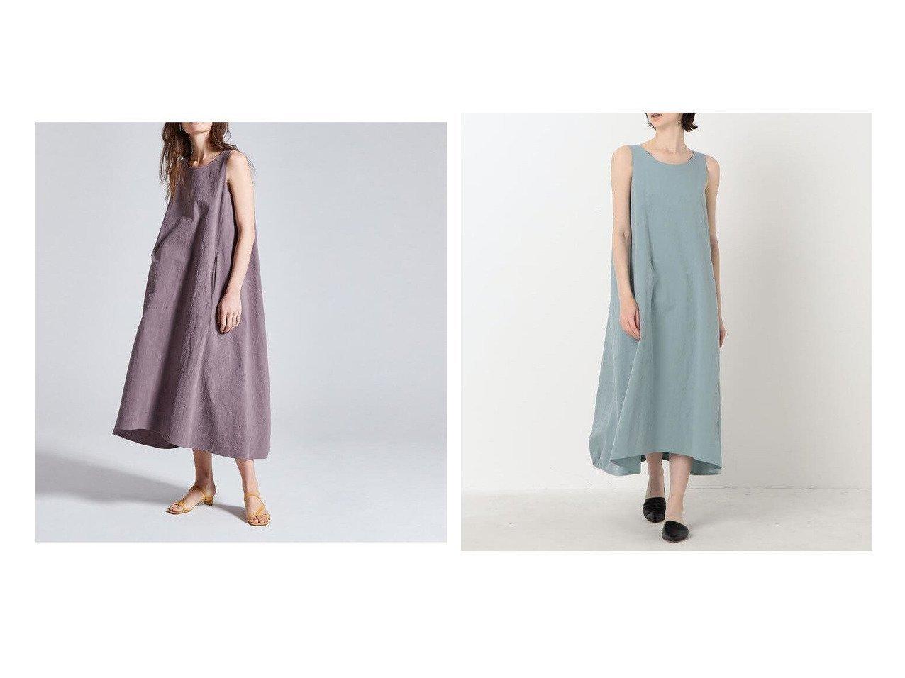 【DES PRES / TOMORROWLAND/デプレ】のライトコットンストレッチ ノースリーブロングワンピース 【ワンピース・ドレス】おすすめ!人気、トレンド・レディースファッションの通販 おすすめで人気の流行・トレンド、ファッションの通販商品 インテリア・家具・メンズファッション・キッズファッション・レディースファッション・服の通販 founy(ファニー) https://founy.com/ ファッション Fashion レディースファッション WOMEN ワンピース Dress 2021年 2021 2021春夏・S/S SS/Spring/Summer/2021 S/S・春夏 SS・Spring/Summer イタリア エアリー ギャザー サマー シンプル ストレッチ タンブラー ノースリーブ ヘムライン リラックス  ID:crp329100000049474