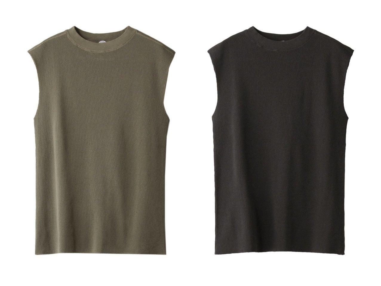 【JAMAIS VU/ジャメヴ】のSUVINワッフルノースリーブプルオーバー 【トップス・カットソー】おすすめ!人気、トレンド・レディースファッションの通販 おすすめで人気の流行・トレンド、ファッションの通販商品 インテリア・家具・メンズファッション・キッズファッション・レディースファッション・服の通販 founy(ファニー) https://founy.com/ ファッション Fashion レディースファッション WOMEN トップス・カットソー Tops/Tshirt キャミソール / ノースリーブ No Sleeves シャツ/ブラウス Shirts/Blouses ロング / Tシャツ T-Shirts プルオーバー Pullover カットソー Cut and Sewn キャミソール シンプル タンク |ID:crp329100000049491