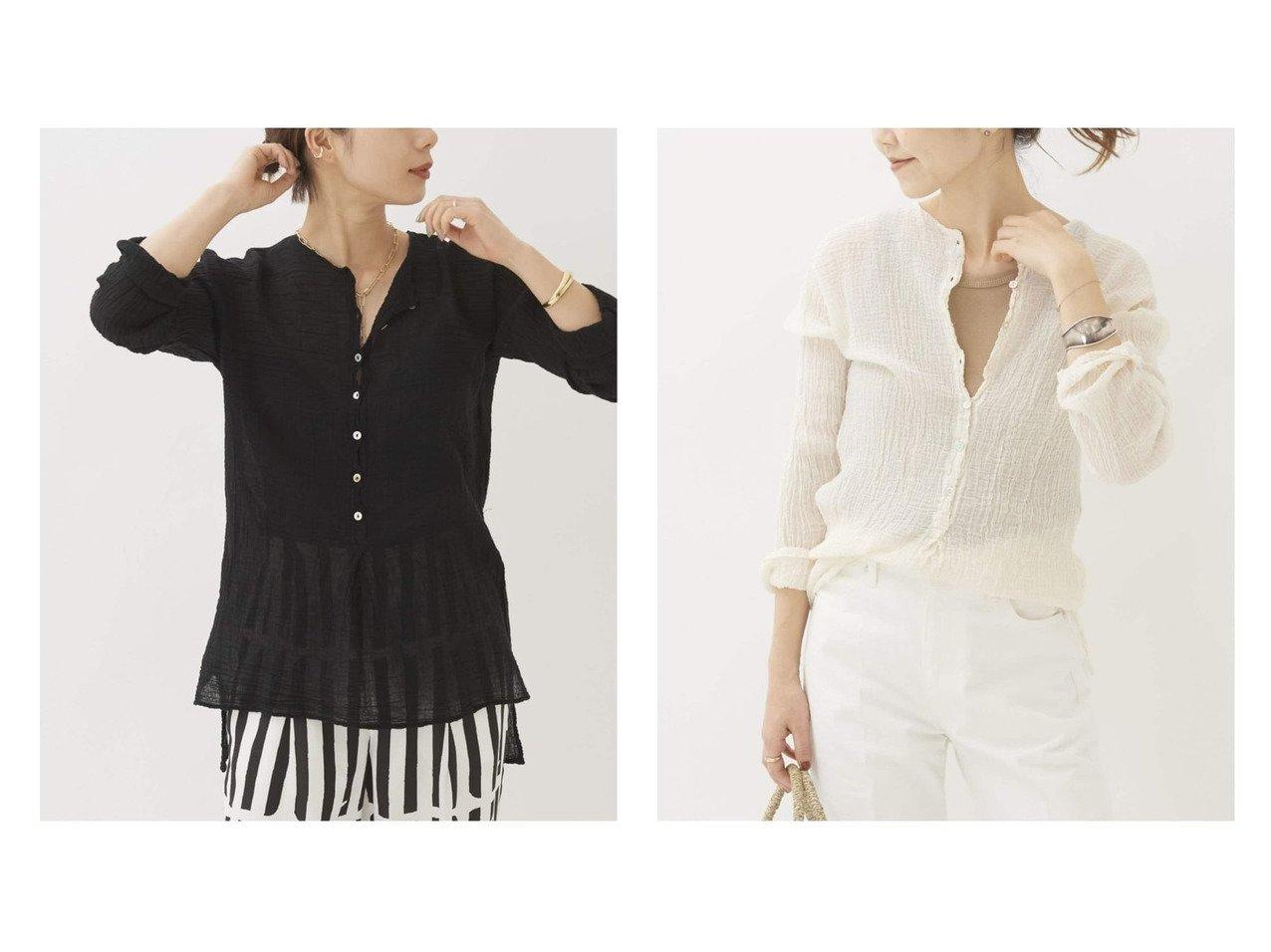 【Plage/プラージュ】の【LES ATELIERS FRANCAIS DE CONFECTION】SL シャツ3 【トップス・カットソー】おすすめ!人気、トレンド・レディースファッションの通販 おすすめで人気の流行・トレンド、ファッションの通販商品 インテリア・家具・メンズファッション・キッズファッション・レディースファッション・服の通販 founy(ファニー) https://founy.com/ ファッション Fashion レディースファッション WOMEN トップス・カットソー Tops/Tshirt シャツ/ブラウス Shirts/Blouses NEW・新作・新着・新入荷 New Arrivals 2021年 2021 2021春夏・S/S SS/Spring/Summer/2021 S/S・春夏 SS・Spring/Summer  ID:crp329100000049540