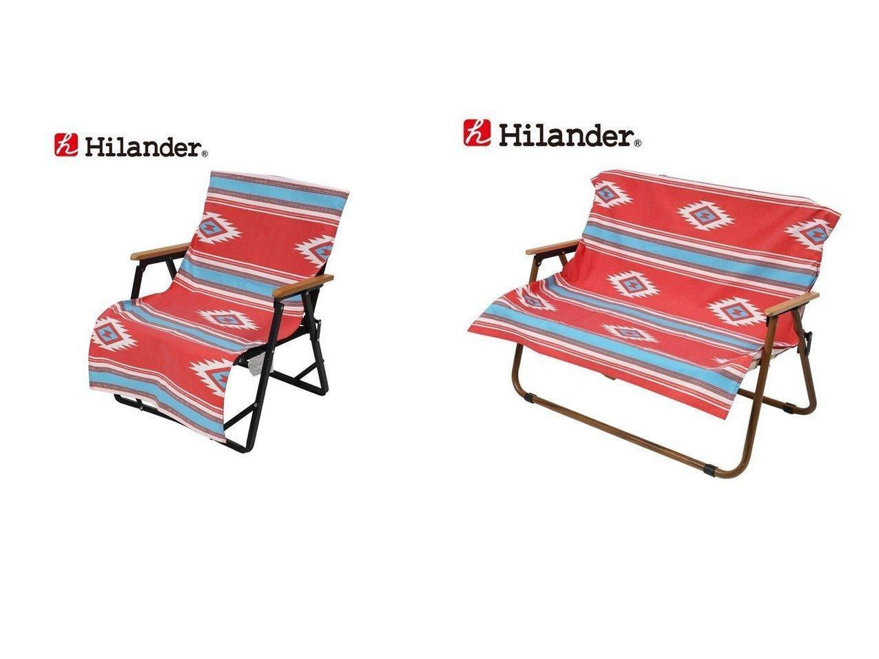 【Hilander/ハイランダー】の2人掛けベンチ用 ポリコットンカバー&ローチェア用 ポリコットンカバー 【アウトドアチェア】おすすめ!人気キャンプ・アウトドア用品の通販 おすすめで人気の流行・トレンド、ファッションの通販商品 インテリア・家具・メンズファッション・キッズファッション・レディースファッション・服の通販 founy(ファニー) https://founy.com/ アウトドア アクセサリー スタンド テーブル ホーム・キャンプ・アウトドア Home,Garden,Outdoor,Camping Gear キャンプ用品・アウトドア  Camping Gear & Outdoor Supplies チェア テーブル Camp Chairs, Camping Tables  ID:crp329100000050196