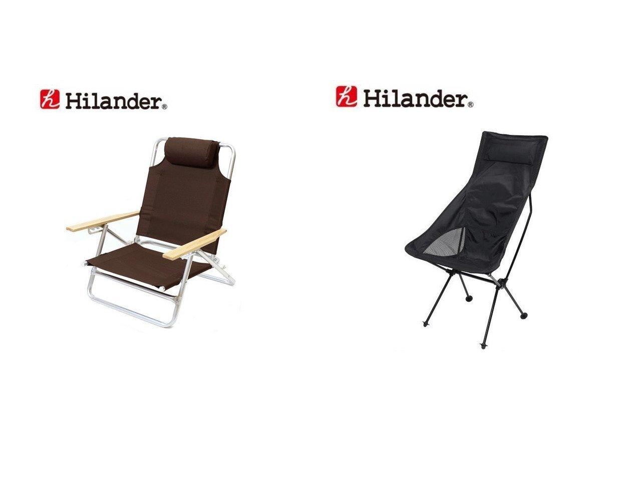 【Hilander/ハイランダー】のリクライニングローチェア&アルミコンパクトチェア 【アウトドアチェア】おすすめ!人気キャンプ・アウトドア用品の通販 おすすめで人気の流行・トレンド、ファッションの通販商品 インテリア・家具・メンズファッション・キッズファッション・レディースファッション・服の通販 founy(ファニー) https://founy.com/ アウトドア コンパクト スタンド テーブル フレーム 軽量 おすすめ Recommend ホーム・キャンプ・アウトドア Home,Garden,Outdoor,Camping Gear キャンプ用品・アウトドア  Camping Gear & Outdoor Supplies チェア テーブル Camp Chairs, Camping Tables  ID:crp329100000050198