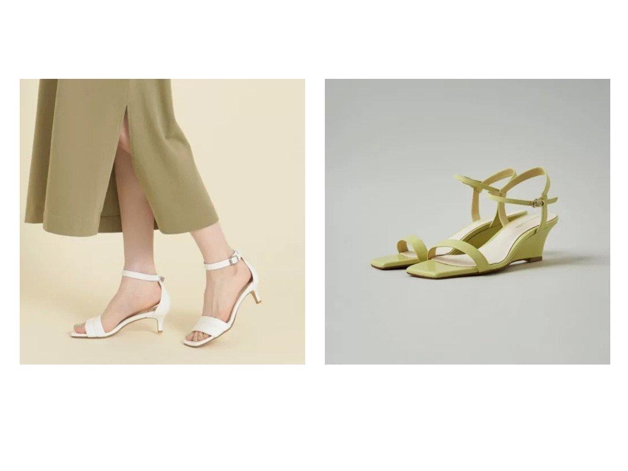 【Odette e Odile/オデット エ オディール】の【WEB限定】O クッションワンベルト サンダル50●↑&OFD ネオウェッジ サンダル55↓↑ 【シューズ・靴】おすすめ!人気、トレンド・レディースファッションの通販 おすすめで人気の流行・トレンド、ファッションの通販商品 インテリア・家具・メンズファッション・キッズファッション・レディースファッション・服の通販 founy(ファニー) https://founy.com/ ファッション Fashion レディースファッション WOMEN ベルト Belts サンダル シューズ おすすめ Recommend クッション シンプル トレンド |ID:crp329100000050308