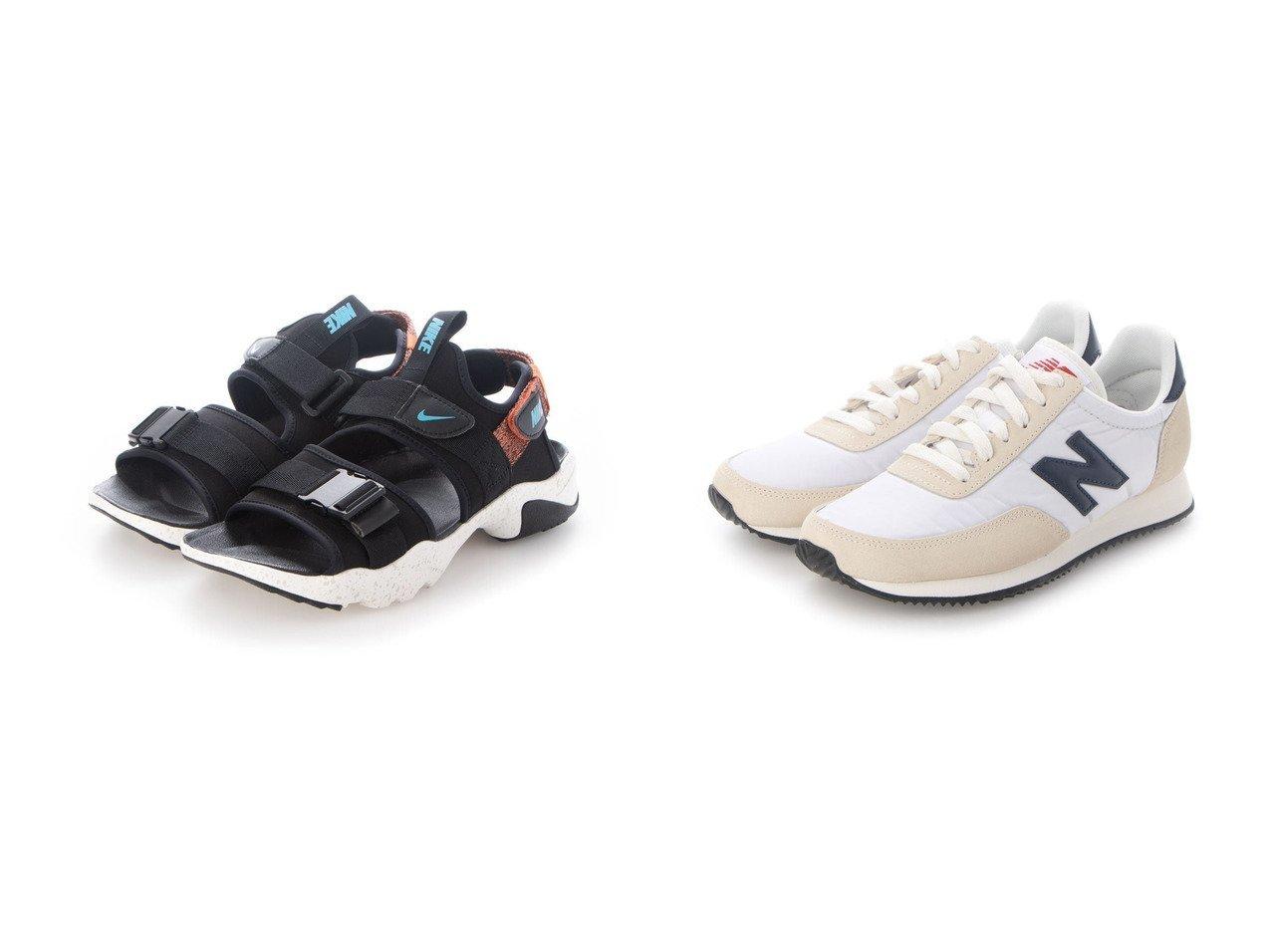 【new balance/ニューバランス】のスニーカー UL720 UL720D&【NIKE/ナイキ】のスポーツサンダル ナイキ キャニオン サンダル CI8797-007 【シューズ・靴】おすすめ!人気、トレンド・レディースファッションの通販 おすすめで人気の流行・トレンド、ファッションの通販商品 インテリア・家具・メンズファッション・キッズファッション・レディースファッション・服の通販 founy(ファニー) https://founy.com/ ファッション Fashion レディースファッション WOMEN スポーツウェア Sportswear サンダル / ミュール Sandals 2021年 2021 2021春夏・S/S SS/Spring/Summer/2021 S/S・春夏 SS・Spring/Summer サンダル スポーツ ビーチ フォーム 夏 Summer 春 Spring |ID:crp329100000050317