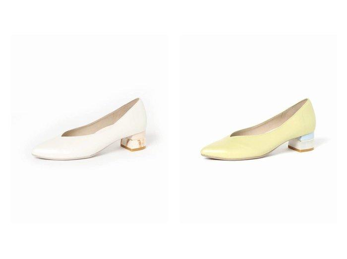 【Le Talon/ル タロン】の4cmレインコンビヒールパンプス 【シューズ・靴】おすすめ!人気、トレンド・レディースファッションの通販 おすすめ人気トレンドファッション通販アイテム インテリア・キッズ・メンズ・レディースファッション・服の通販 founy(ファニー) https://founy.com/ ファッション Fashion レディースファッション WOMEN インソール インナー クッション 抗菌 シューズ スエード レイン 2021年 2021 S/S・春夏 SS・Spring/Summer 2021春夏・S/S SS/Spring/Summer/2021 NEW・新作・新着・新入荷 New Arrivals おすすめ Recommend  ID:crp329100000050320