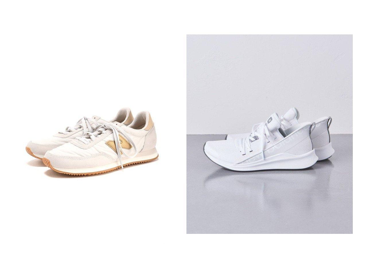 【UNITED ARROWS/ユナイテッドアローズ】の別注POWHER スニーカー†&【new balance/ニューバランス】のNB UL720 【シューズ・靴】おすすめ!人気、トレンド・レディースファッションの通販   おすすめで人気の流行・トレンド、ファッションの通販商品 インテリア・家具・メンズファッション・キッズファッション・レディースファッション・服の通販 founy(ファニー) https://founy.com/ ファッション Fashion レディースファッション WOMEN シューズ スエード スニーカー スリッポン スリム バランス ランニング NEW・新作・新着・新入荷 New Arrivals フィット ボストン 別注 レース 2021年 2021 再入荷 Restock/Back in Stock/Re Arrival S/S・春夏 SS・Spring/Summer 2021春夏・S/S SS/Spring/Summer/2021 |ID:crp329100000050463
