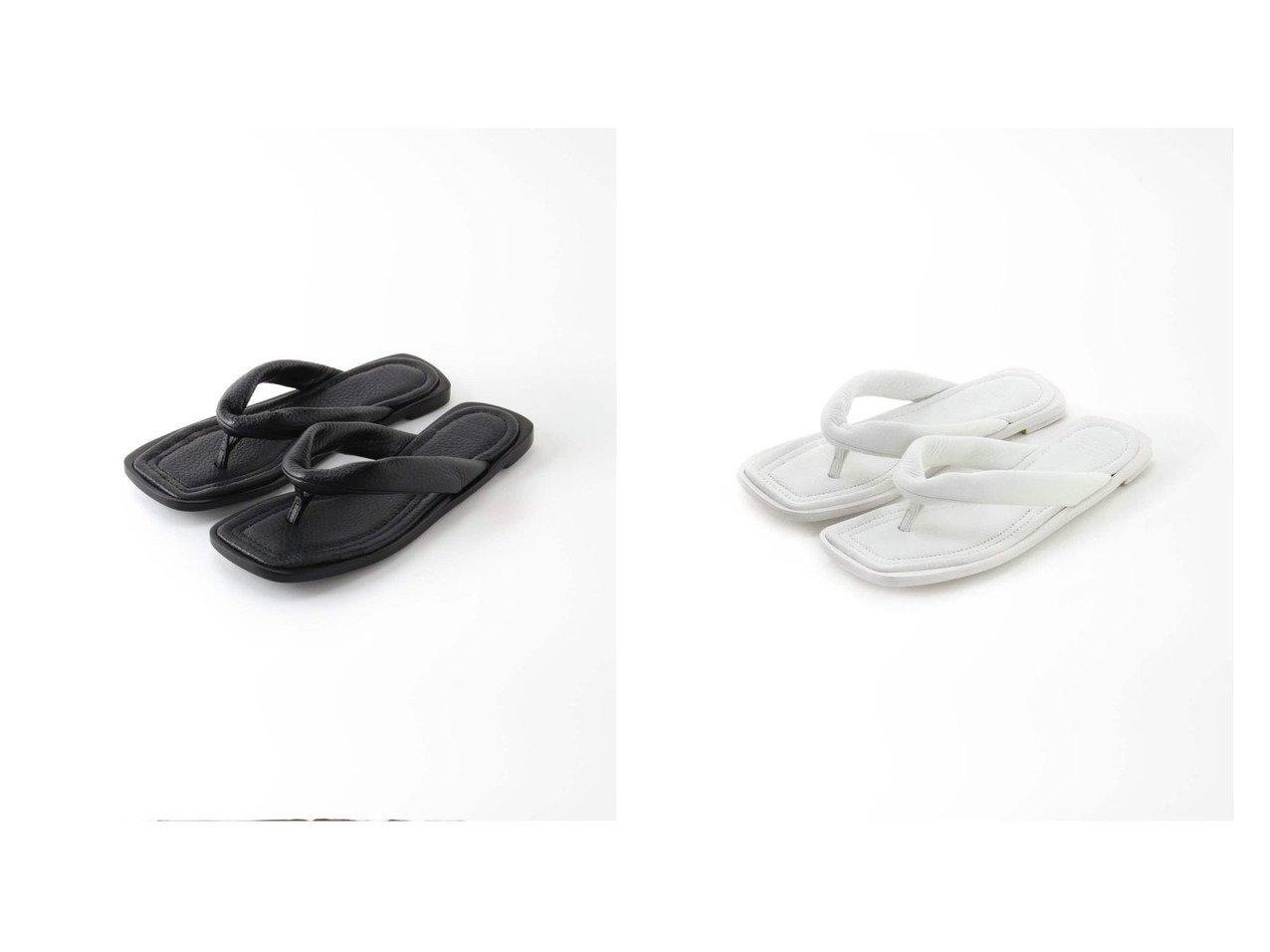 【JOINT WORKS/ジョイントワークス】の【メゾン・エウレカ】SETTA TONGサンダル 【シューズ・靴】おすすめ!人気、トレンド・レディースファッションの通販   おすすめで人気の流行・トレンド、ファッションの通販商品 インテリア・家具・メンズファッション・キッズファッション・レディースファッション・服の通販 founy(ファニー) https://founy.com/ ファッション Fashion レディースファッション WOMEN NEW・新作・新着・新入荷 New Arrivals クッション サンダル シューズ ミュール |ID:crp329100000050471