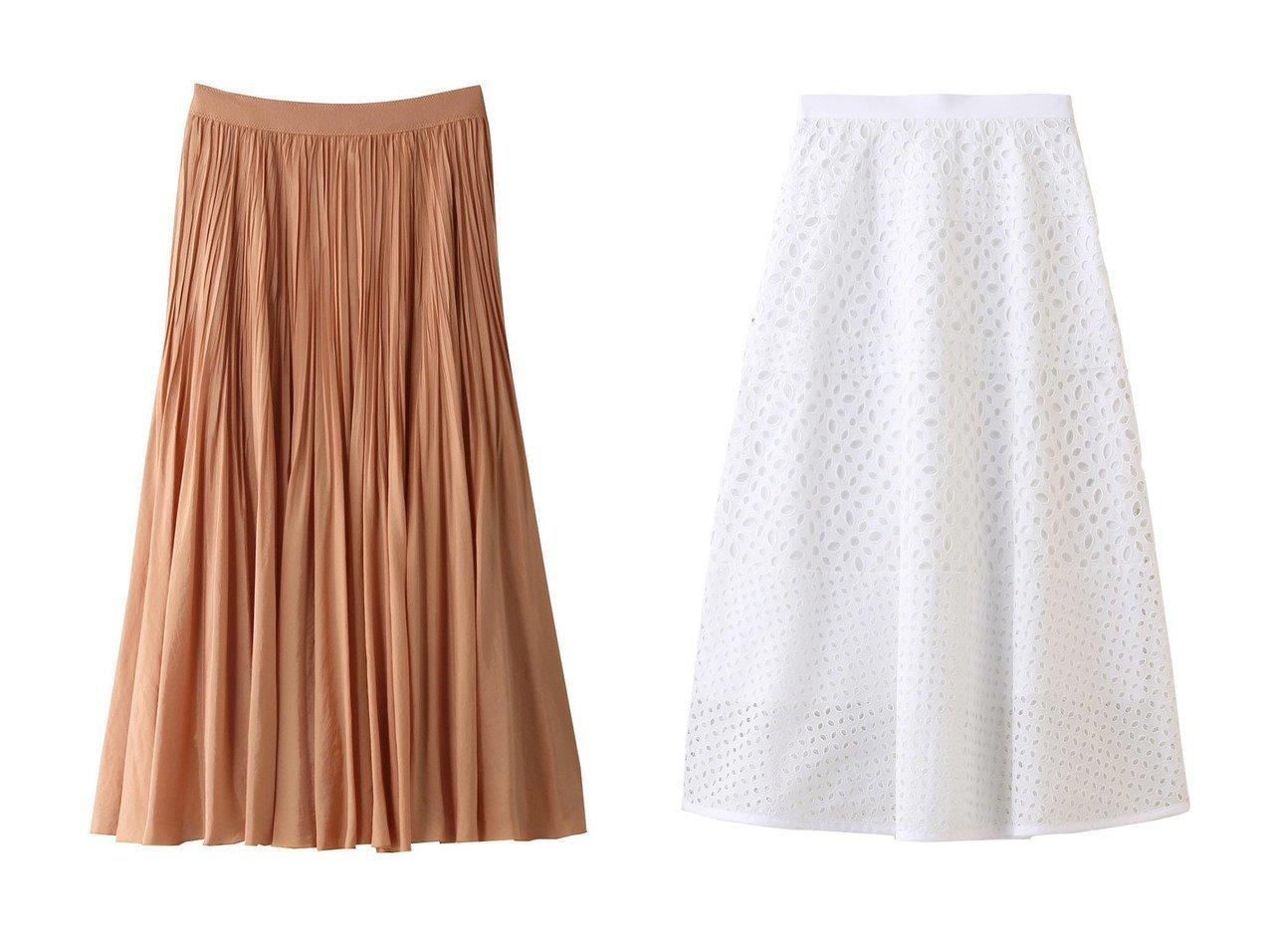 【ANAYI/アナイ】のライトローンサーキュラーフレアスカート&【allureville/アルアバイル】のコットンレースティアードスカート 【スカート】おすすめ!人気トレンド・レディースファッション通販 おすすめで人気の流行・トレンド、ファッションの通販商品 インテリア・家具・メンズファッション・キッズファッション・レディースファッション・服の通販 founy(ファニー) https://founy.com/ ファッション Fashion レディースファッション WOMEN スカート Skirt Aライン/フレアスカート Flared A-Line Skirts ロングスカート Long Skirt ティアードスカート Tiered Skirts エアリー シアー フレア ロング |ID:crp329100000050670