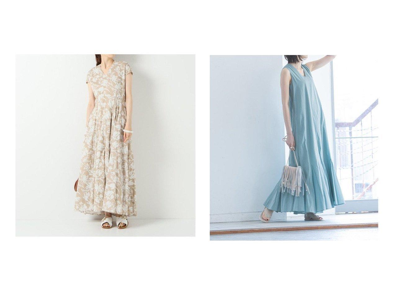 【NOBLE / Spick & Span/ノーブル / スピック&スパン】の《2》【MARIHA】夏の月影のドレス&【IENA/イエナ】の【マリハ】春の月のドレス ショートスリーブ 【ワンピース・ドレス】おすすめ!人気トレンド・レディースファッション通販 おすすめで人気の流行・トレンド、ファッションの通販商品 インテリア・家具・メンズファッション・キッズファッション・レディースファッション・服の通販 founy(ファニー) https://founy.com/ ファッション Fashion レディースファッション WOMEN ワンピース Dress ドレス Party Dresses インド 春 Spring ショート スリーブ ドレス 2021年 2021 S/S・春夏 SS・Spring/Summer 2021春夏・S/S SS/Spring/Summer/2021 NEW・新作・新着・新入荷 New Arrivals 定番 Standard フレア 別注 ラベンダー リゾート リラックス 再入荷 Restock/Back in Stock/Re Arrival おすすめ Recommend 夏 Summer  ID:crp329100000050738