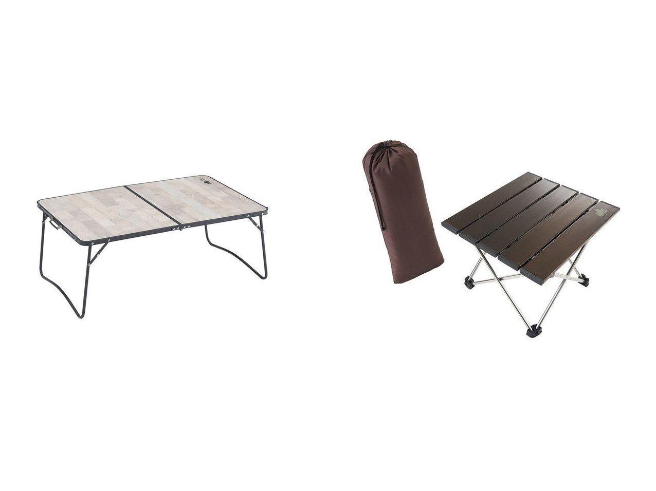 【LOGOS/ロゴス】の2021年新商品 ROSY カートローテーブル&2021年新商品 ポータブル・アルミトップテーブル 【アウトドアテーブル】おすすめ!人気キャンプ・アウトドア用品の通販 おすすめで人気の流行・トレンド、ファッションの通販商品 インテリア・家具・メンズファッション・キッズファッション・レディースファッション・服の通販 founy(ファニー) https://founy.com/ アウトドア コンパクト スタンド テーブル フレーム ボックス プリント 軽量 ホーム・キャンプ・アウトドア Home,Garden,Outdoor,Camping Gear キャンプ用品・アウトドア  Camping Gear & Outdoor Supplies チェア テーブル Camp Chairs, Camping Tables |ID:crp329100000050863