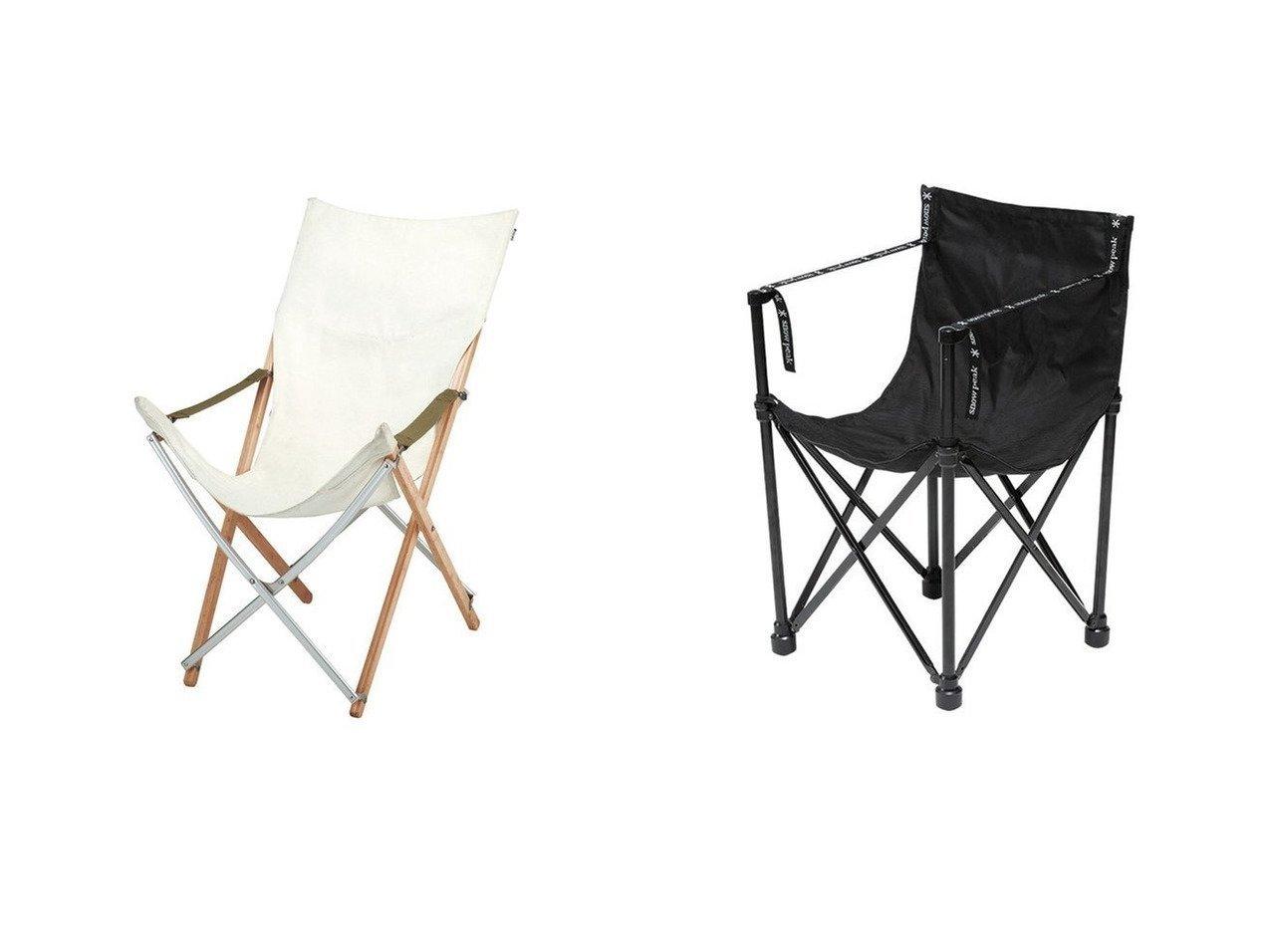 【Snow Peak/スノーピーク】のTake!チェア ロング&スノーピークチェア BLACK EDITION 【アウトドアチェア】おすすめ!人気キャンプ・アウトドア用品の通販 おすすめで人気の流行・トレンド、ファッションの通販商品 インテリア・家具・メンズファッション・キッズファッション・レディースファッション・服の通販 founy(ファニー) https://founy.com/ アウトドア スタンド テーブル フォーム フォルム フレーム ロング ホーム・キャンプ・アウトドア Home,Garden,Outdoor,Camping Gear キャンプ用品・アウトドア  Camping Gear & Outdoor Supplies チェア テーブル Camp Chairs, Camping Tables |ID:crp329100000050871