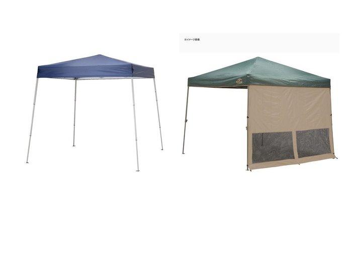 【BUNDOK/バンドック】のワンアクションタープコンパクト180&タープサイドウォール250 【テント】おすすめ!人気キャンプ・アウトドア用品の通販 おすすめ人気トレンドファッション通販アイテム 人気、トレンドファッション・服の通販 founy(ファニー) コンパクト フレーム アクセサリー メッシュ ホーム・キャンプ・アウトドア Home,Garden,Outdoor,Camping Gear キャンプ用品・アウトドア  Camping Gear & Outdoor Supplies テント タープ Tents, Tarp  ID:crp329100000051135