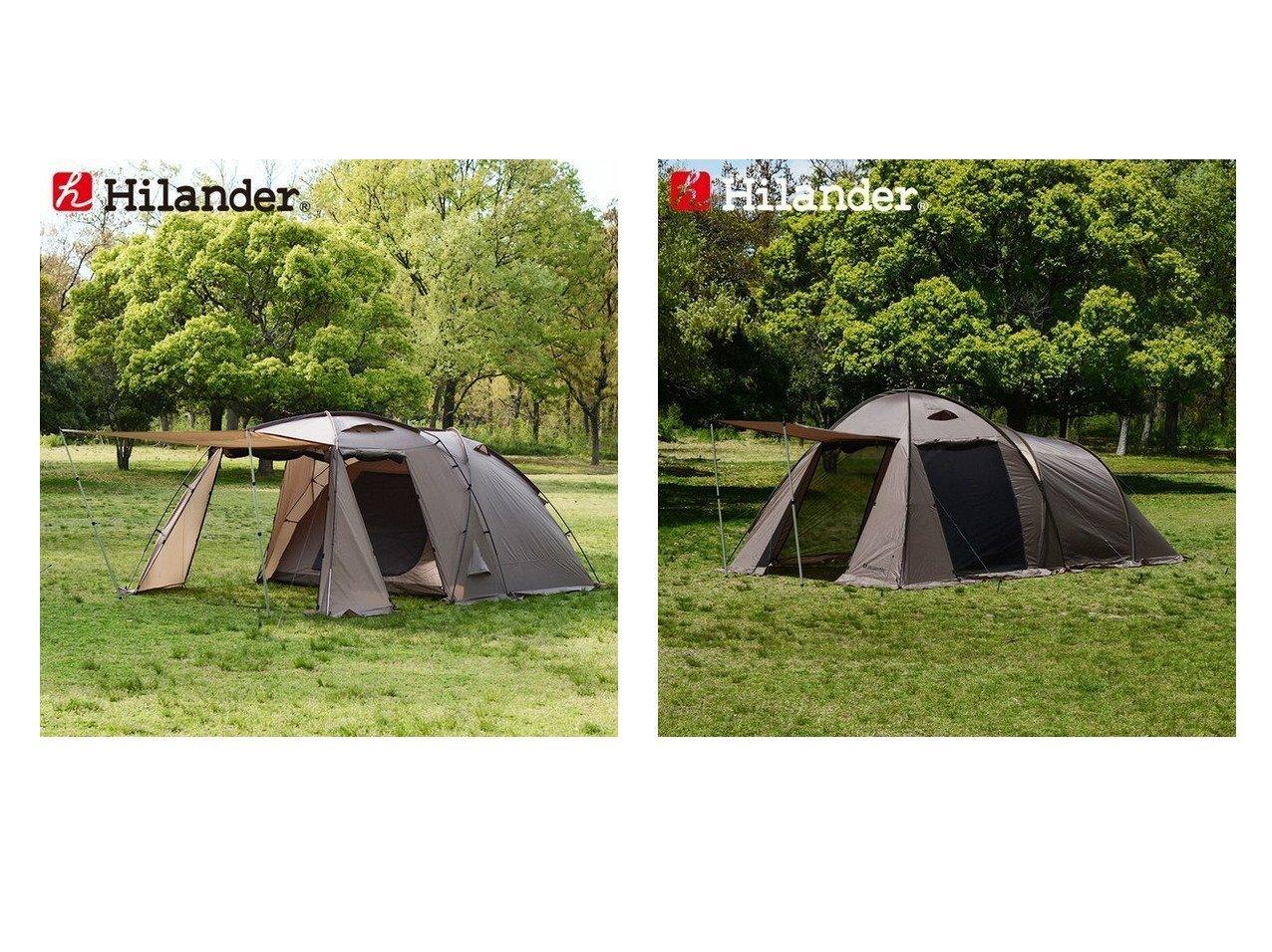 【Hilander/ハイランダー】のアルミフレーム2ルームテント スタートパッケージ 500270&アルミフレーム2ルームテント スタートパッケージ 520300 【テント】おすすめ!人気キャンプ・アウトドア用品の通販 おすすめで人気の流行・トレンド、ファッションの通販商品 インテリア・家具・メンズファッション・キッズファッション・レディースファッション・服の通販 founy(ファニー) https://founy.com/ フレーム ホーム・キャンプ・アウトドア Home,Garden,Outdoor,Camping Gear キャンプ用品・アウトドア  Camping Gear & Outdoor Supplies テント タープ Tents, Tarp  ID:crp329100000051150