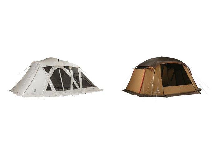 【Snow Peak/スノーピーク】のメッシュシェルター&リビングシェルロング Pro. 【テント】おすすめ!人気キャンプ・アウトドア用品の通販 おすすめ人気トレンドファッション通販アイテム 人気、トレンドファッション・服の通販 founy(ファニー) コーティング タフタ ドッキング 人気 フレーム メッシュ ホーム・キャンプ・アウトドア Home,Garden,Outdoor,Camping Gear キャンプ用品・アウトドア  Camping Gear & Outdoor Supplies テント タープ Tents, Tarp  ID:crp329100000051166