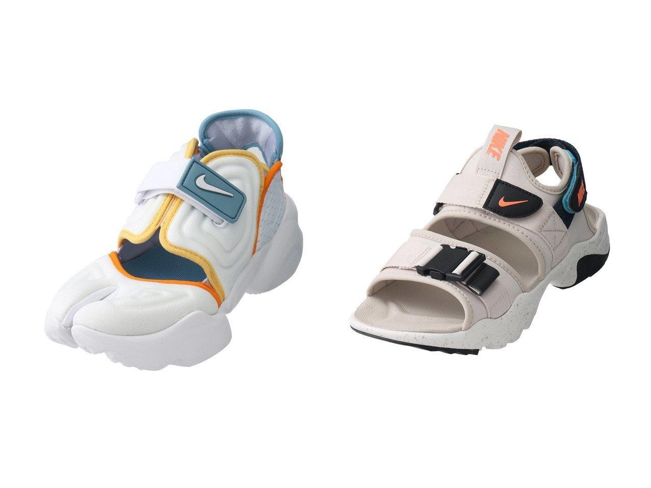 【ROSE BUD/ローズバッド】の【NIKE】ナイキ キャニオン サンダル&【NIKE】ナイキ アクア リフト 【シューズ・靴】おすすめ!人気、トレンド・レディースファッションの通販 おすすめで人気の流行・トレンド、ファッションの通販商品 インテリア・家具・メンズファッション・キッズファッション・レディースファッション・服の通販 founy(ファニー) https://founy.com/ ファッション Fashion レディースファッション WOMEN アウトドア オレンジ サンダル フィット フォーム ラップ |ID:crp329100000051241