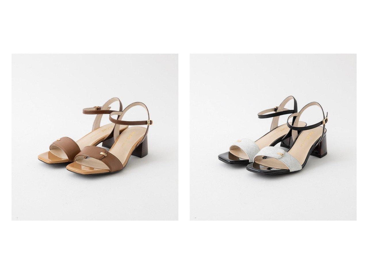 【Piche Abahouse/ピシェ アバハウス】のブロックヒールビットサンダル 【シューズ・靴】おすすめ!人気、トレンド・レディースファッションの通販 おすすめで人気の流行・トレンド、ファッションの通販商品 インテリア・家具・メンズファッション・キッズファッション・レディースファッション・服の通販 founy(ファニー) https://founy.com/ ファッション Fashion レディースファッション WOMEN サンダル シューズ パイピング ベーシック ミュール |ID:crp329100000051254