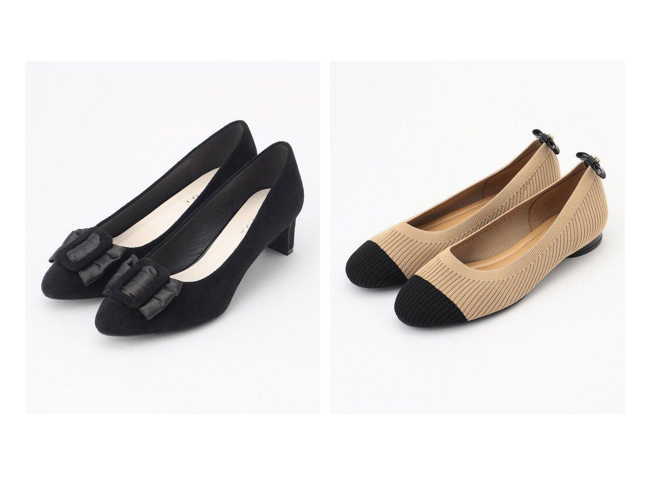 【TOCCA/トッカ】のSOFFICE KNIT FLATSHOES フラットシューズ&BUCKLE RIBBON PUMPS パンプス 【シューズ・靴】おすすめ!人気、トレンド・レディースファッションの通販 おすすめで人気の流行・トレンド、ファッションの通販商品 インテリア・家具・メンズファッション・キッズファッション・レディースファッション・服の通販 founy(ファニー) https://founy.com/ ファッション Fashion レディースファッション WOMEN 送料無料 Free Shipping クッション シューズ シンプル スポーツ フィット フラット リボン リラックス ロマンティック 冬 Winter スエード ドレス ワンポイント |ID:crp329100000051258