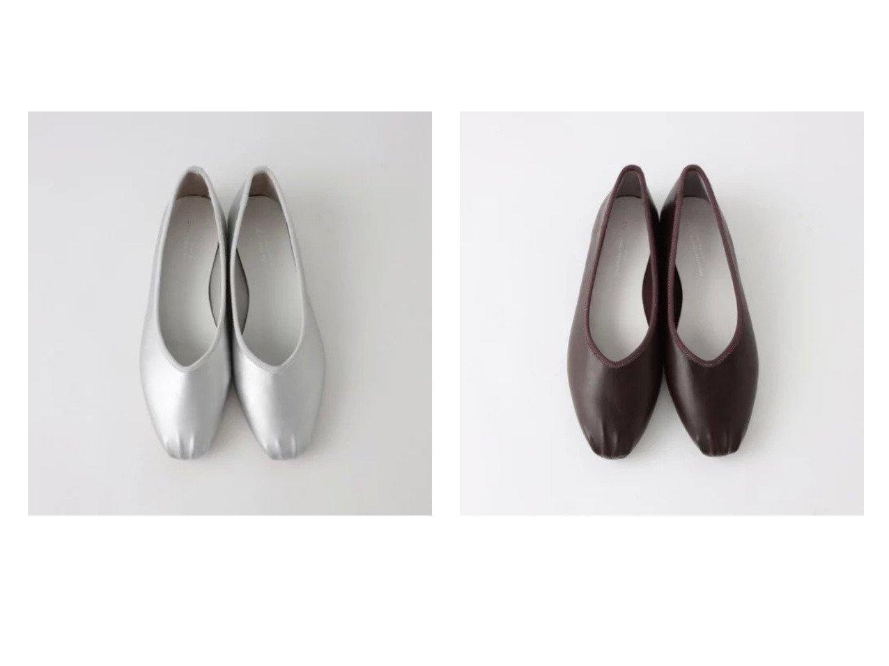 【green label relaxing / UNITED ARROWS/グリーンレーベル リラクシング / ユナイテッドアローズ】のSC スクエア フラット レインシューズ 【シューズ・靴】おすすめ!人気トレンド・レディースファッション通販 おすすめで人気の流行・トレンド、ファッションの通販商品 インテリア・家具・メンズファッション・キッズファッション・レディースファッション・服の通販 founy(ファニー) https://founy.com/ ファッション Fashion レディースファッション WOMEN シューズ スクエア バレエ フラット |ID:crp329100000051522