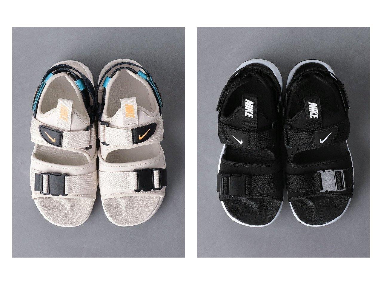 【UNITED ARROWS/ユナイテッドアローズ】のNIKE(ナイキ) キャニオン サンダル 【シューズ・靴】おすすめ!人気トレンド・レディースファッション通販 おすすめで人気の流行・トレンド、ファッションの通販商品 インテリア・家具・メンズファッション・キッズファッション・レディースファッション・服の通販 founy(ファニー) https://founy.com/ ファッション Fashion レディースファッション WOMEN NEW・新作・新着・新入荷 New Arrivals サンダル シューズ ミュール |ID:crp329100000051527
