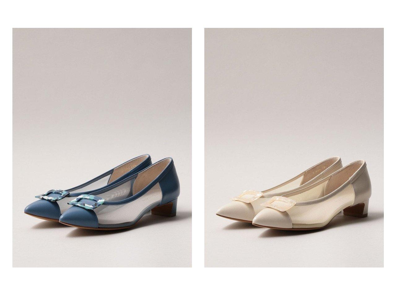 【Odette e Odile/オデット エ オディール】のOFD フレームチュール パンプス30 【シューズ・靴】おすすめ!人気トレンド・レディースファッション通販 おすすめで人気の流行・トレンド、ファッションの通販商品 インテリア・家具・メンズファッション・キッズファッション・レディースファッション・服の通販 founy(ファニー) https://founy.com/ ファッション Fashion レディースファッション WOMEN おすすめ Recommend シューズ チュール フレーム |ID:crp329100000051530