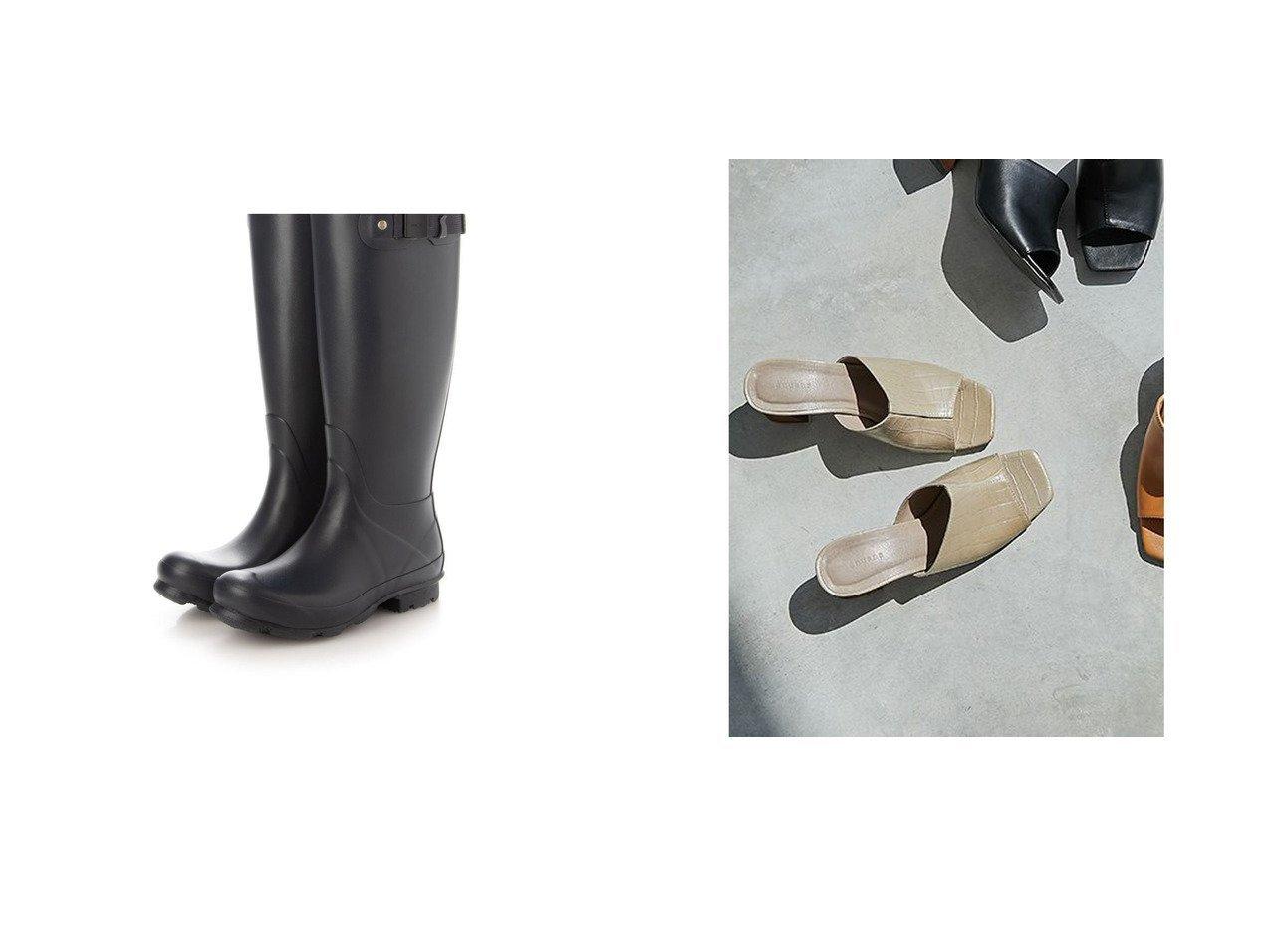 【anuans/アニュアンス】のオープントゥエコレザーサンダル&【HUNTER/ハンター】のNORRIS FIELD BOOT おすすめ!人気、トレンド・レディースファッションの通販 おすすめで人気の流行・トレンド、ファッションの通販商品 インテリア・家具・メンズファッション・キッズファッション・レディースファッション・服の通販 founy(ファニー) https://founy.com/ ファッション Fashion レディースファッション WOMEN ハンド ライニング ラバー オープントゥ サンダル  ID:crp329100000051801