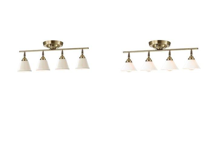 【FLYMEe Factory/フライミー ファクトリー】のCUSTOM SERIES 4 Ceiling Lamp × カスタムシリーズ 4灯シーリングランプ × トランス(ミニ)&CUSTOM SERIES 4 Ceiling Lamp × カスタムシリーズ 4灯シーリングランプ × ミニエナメル(トラップ) 【シーリングライト FURNITURE】おすすめ!人気、インテリア雑貨・家具の通販  おすすめ人気トレンドファッション通販アイテム 人気、トレンドファッション・服の通販 founy(ファニー) 送料無料 Free Shipping ガラス シンプル フォルム 台形 ホーム・キャンプ・アウトドア Home,Garden,Outdoor,Camping Gear 家具・インテリア Furniture ライト・照明 Lighting & Light Fixtures シーリングライト |ID:crp329100000051823