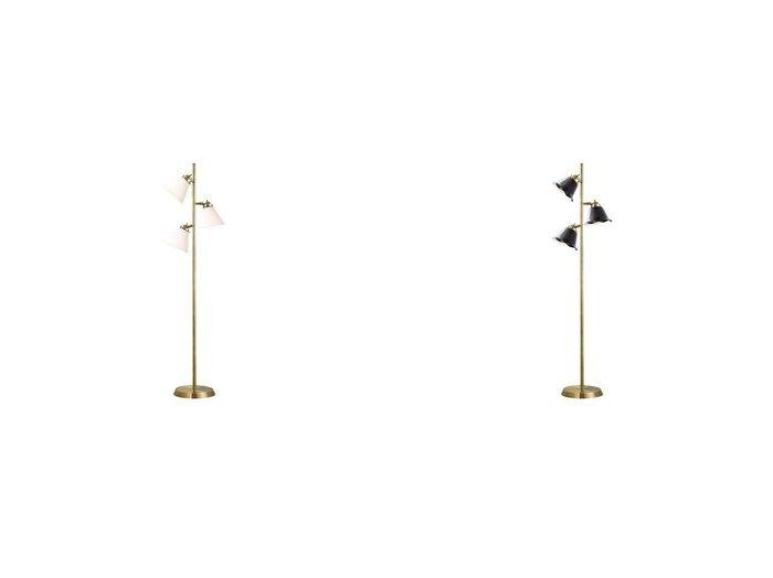 【FLYMEe Factory/フライミー ファクトリー】のCUSTOM SERIES Classic Floor Lamp × カスタムシリーズ クラシックフロアランプ × ミニエナメル(ウェーブ)&CUSTOM SERIES Classic Floor Lamp × カスタムシリーズ クラシックフロアランプ × トランス(ジャム) 【お家時間 フロアライト FURNITURE】おすすめ!人気、インテリア雑貨・家具の通販  おすすめ人気トレンドファッション通販アイテム インテリア・キッズ・メンズ・レディースファッション・服の通販 founy(ファニー) https://founy.com/ ガラス クラシック シンプル 台形 フォルム 送料無料 Free Shipping ホーム・キャンプ・アウトドア Home,Garden,Outdoor,Camping Gear 家具・インテリア Furniture ライト・照明 Lighting & Light Fixtures フロアライト・スタンドライト |ID:crp329100000051903