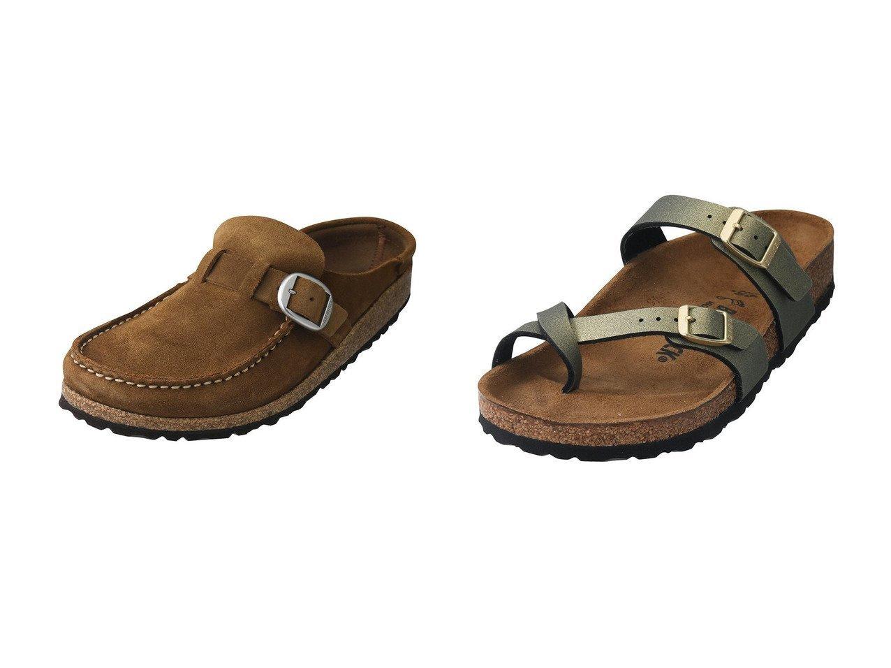 【JET/ジェット】の【BIRKENSTOCK】BUCKLEYサンダル&【BIRKENSTOCK】Mayariサンダル 【シューズ・靴】おすすめ!人気、トレンド・レディースファッションの通販   おすすめで人気の流行・トレンド、ファッションの通販商品 インテリア・家具・メンズファッション・キッズファッション・レディースファッション・服の通販 founy(ファニー) https://founy.com/ ファッション Fashion レディースファッション WOMEN サンダル シルバー  ID:crp329100000052225