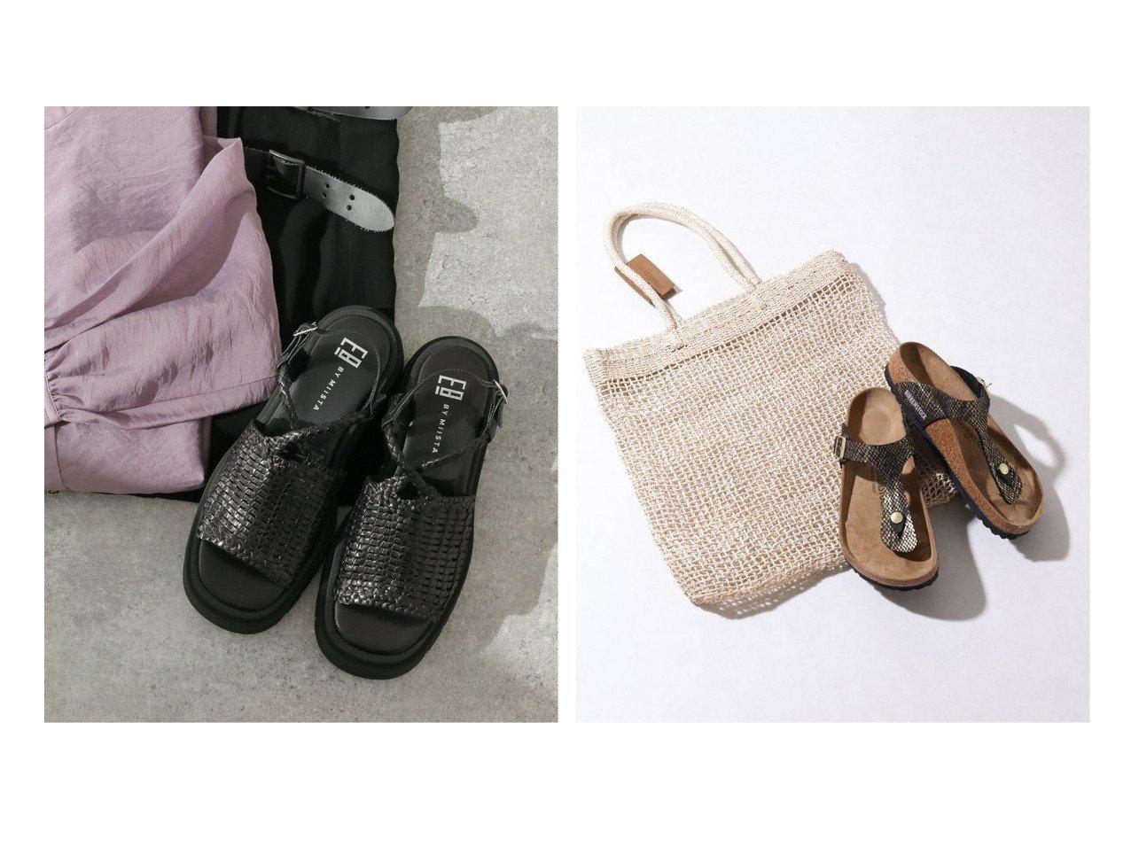 【Spick & Span/スピック&スパン】の【BIRKENSTOCK】EXCLUSIVE GIZEH&【JOURNAL STANDARD/ジャーナルスタンダード】の【イーエイト バイ ミースタ】NARJORIE アツゾコサンダル:サンダル 【シューズ・靴】おすすめ!人気、トレンド・レディースファッションの通販   おすすめで人気の流行・トレンド、ファッションの通販商品 インテリア・家具・メンズファッション・キッズファッション・レディースファッション・服の通販 founy(ファニー) https://founy.com/ ファッション Fashion レディースファッション WOMEN 2021年 2021 2021春夏・S/S SS/Spring/Summer/2021 S/S・春夏 SS・Spring/Summer サンダル シューズ トレンド メタリック ロンドン ヴィンテージ フィット 人気 再入荷 Restock/Back in Stock/Re Arrival  ID:crp329100000052229