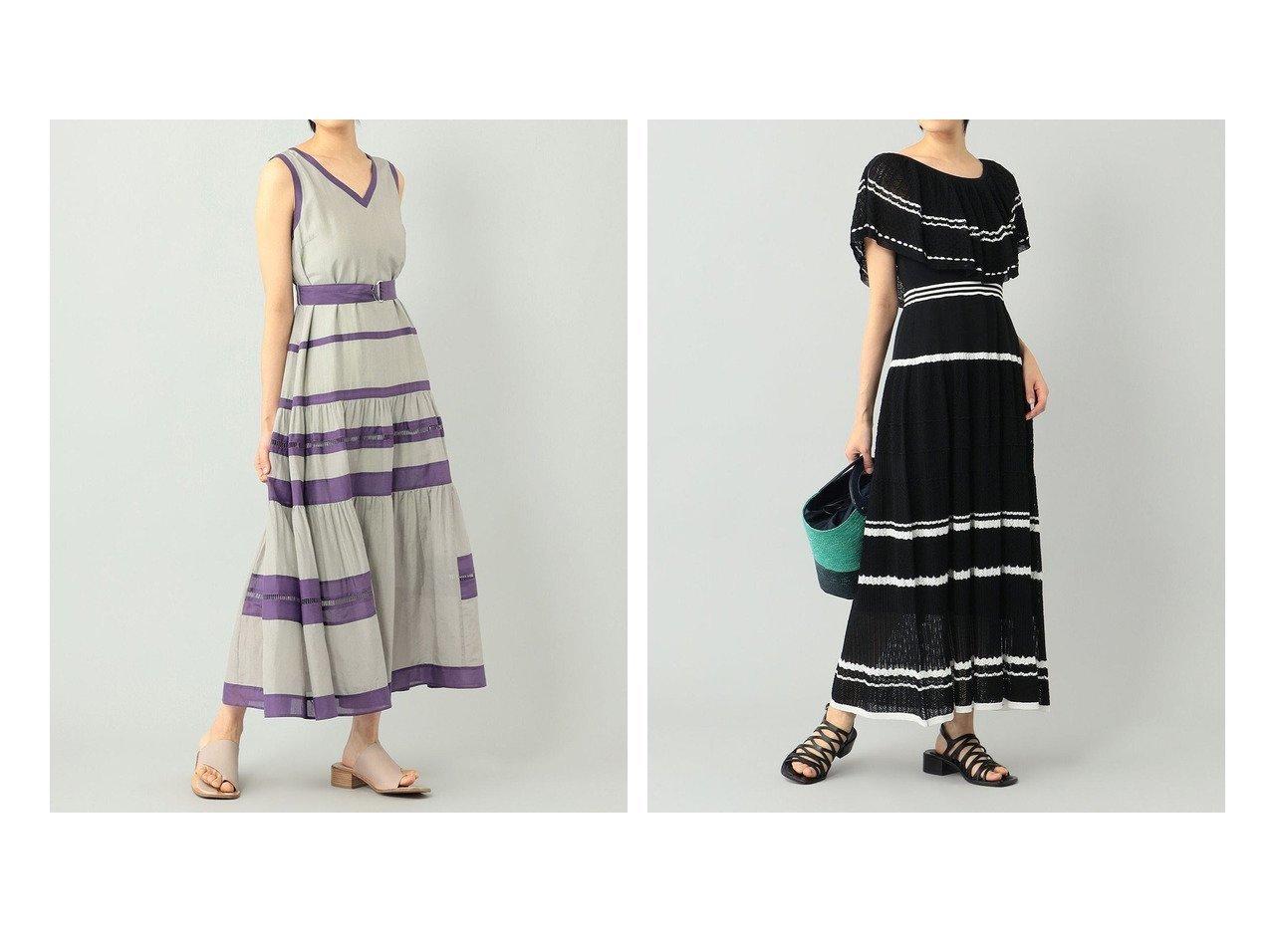 【GRACE CONTINENTAL/グレース コンチネンタル】のバイカラー切替ワンピース&バイカラーレーシーニットワンピース 【ワンピース・ドレス】おすすめ!人気、トレンド・レディースファッションの通販   おすすめで人気の流行・トレンド、ファッションの通販商品 インテリア・家具・メンズファッション・キッズファッション・レディースファッション・服の通販 founy(ファニー) https://founy.com/ ファッション Fashion レディースファッション WOMEN ワンピース Dress ニットワンピース Knit Dresses 送料無料 Free Shipping 再入荷 Restock/Back in Stock/Re Arrival 切替 |ID:crp329100000052283