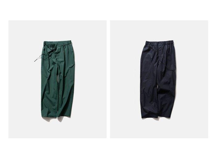 【ATON/エイトン】のSUVIN BROAD パジャマパンツ - UNISEX 【パンツ】おすすめ!人気トレンド・レディースファッション通販 おすすめ人気トレンドファッション通販アイテム インテリア・キッズ・メンズ・レディースファッション・服の通販 founy(ファニー) https://founy.com/ ファッション Fashion レディースファッション WOMEN パンツ Pants 送料無料 Free Shipping UNISEX インド ドローコード パジャマ ブロード  ID:crp329100000052499