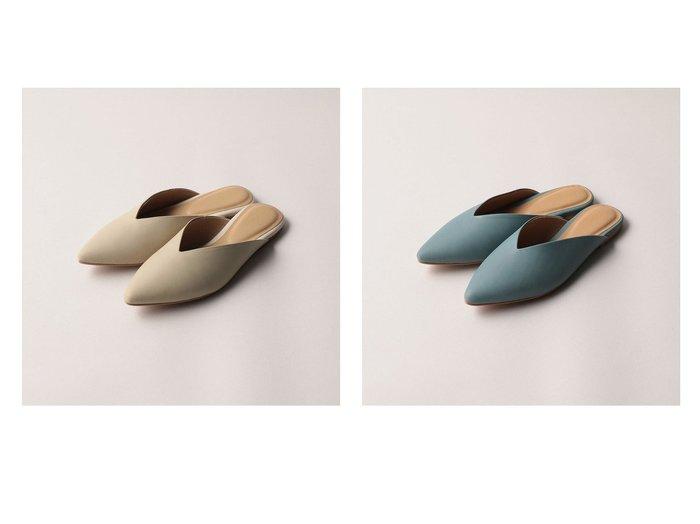 【Odette e Odile/オデット エ オディール】のオデット エ オディール ODETTE E ODILE UTALIYA V-Cut SLP 【シューズ・靴】おすすめ!人気、トレンド・レディースファッションの通販 おすすめ人気トレンドファッション通販アイテム インテリア・キッズ・メンズ・レディースファッション・服の通販 founy(ファニー) https://founy.com/ ファッション Fashion レディースファッション WOMEN 2021年 2021 2021春夏・S/S SS/Spring/Summer/2021 S/S・春夏 SS・Spring/Summer シューズ スリッパ フラット ポインテッド ロング 夏 Summer 春 Spring |ID:crp329100000052548