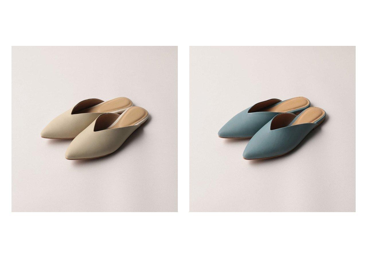 【Odette e Odile/オデット エ オディール】のオデット エ オディール ODETTE E ODILE UTALIYA V-Cut SLP 【シューズ・靴】おすすめ!人気、トレンド・レディースファッションの通販 おすすめで人気の流行・トレンド、ファッションの通販商品 インテリア・家具・メンズファッション・キッズファッション・レディースファッション・服の通販 founy(ファニー) https://founy.com/ ファッション Fashion レディースファッション WOMEN 2021年 2021 2021春夏・S/S SS/Spring/Summer/2021 S/S・春夏 SS・Spring/Summer シューズ スリッパ フラット ポインテッド ロング 夏 Summer 春 Spring  ID:crp329100000052548