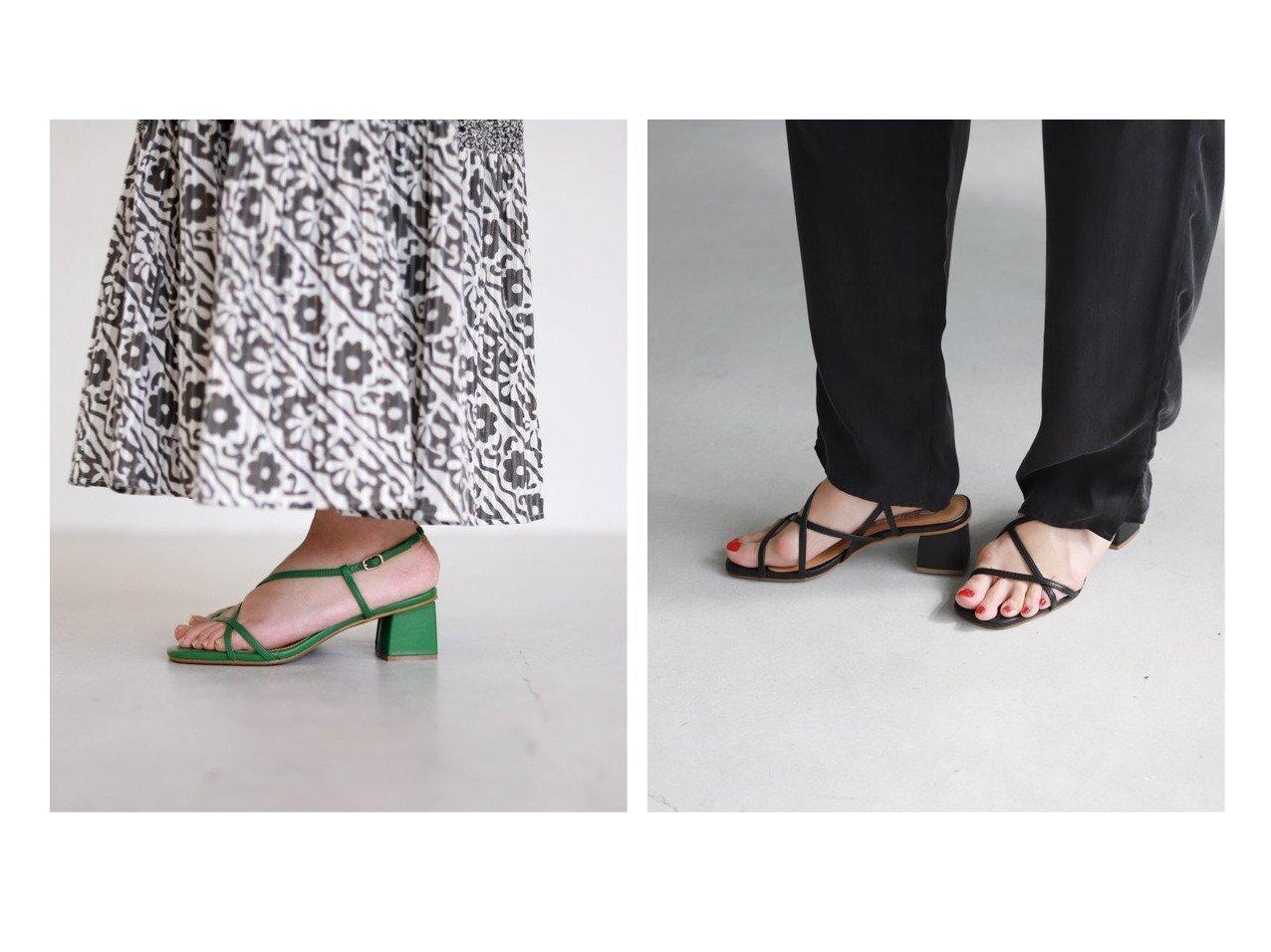 【SLOBE IENA/スローブ イエナ】のSLOBE IENA スクエアヒールサンダル 【シューズ・靴】おすすめ!人気、トレンド・レディースファッションの通販 おすすめで人気の流行・トレンド、ファッションの通販商品 インテリア・家具・メンズファッション・キッズファッション・レディースファッション・服の通販 founy(ファニー) https://founy.com/ ファッション Fashion レディースファッション WOMEN 2021年 2021 2021春夏・S/S SS/Spring/Summer/2021 S/S・春夏 SS・Spring/Summer サンダル シューズ トレンド フェミニン ラップ 夏 Summer |ID:crp329100000052821