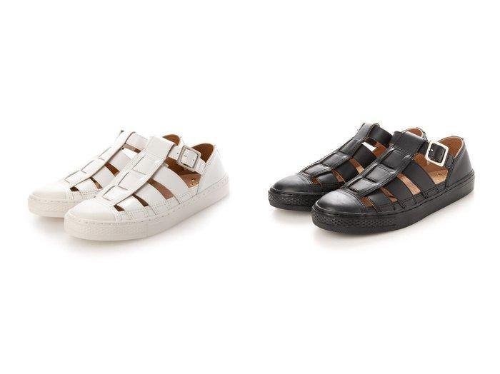【CONVERSE/コンバース】のALL STAR COUPE GURKHA-SANDAL OX 【シューズ・靴】おすすめ!人気、トレンド・レディースファッションの通販 おすすめ人気トレンドファッション通販アイテム 人気、トレンドファッション・服の通販 founy(ファニー)  ファッション Fashion レディースファッション WOMEN 2021年 2021 2021春夏・S/S SS/Spring/Summer/2021 S/S・春夏 SS・Spring/Summer インソール パターン フィット マニッシュ モチーフ ライニング リゾート 厚底 夏 Summer 春 Spring |ID:crp329100000052823