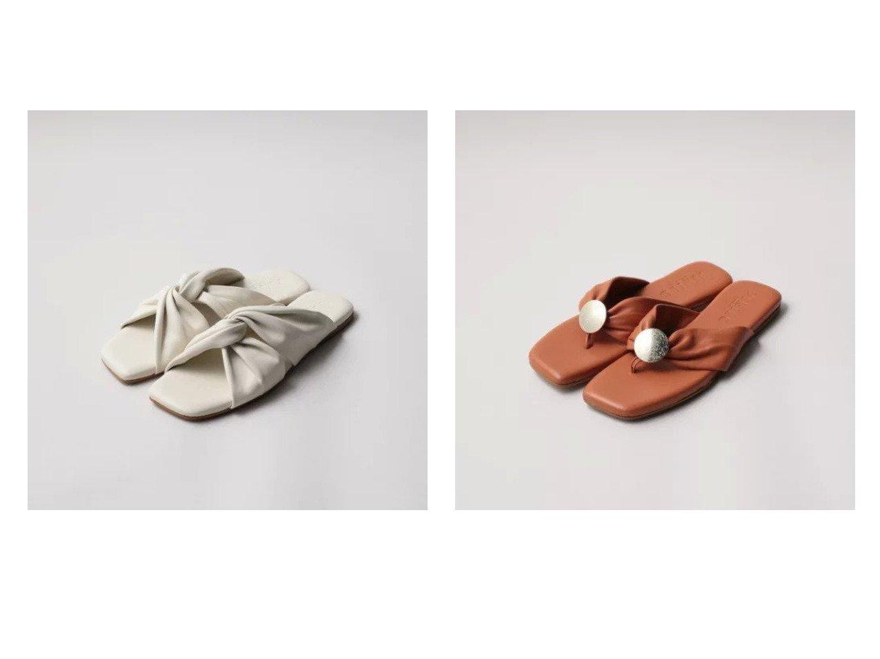 【Odette e Odile/オデット エ オディール】のVINILO Cross SD&VINILO Acc TongSD 【シューズ・靴】おすすめ!人気トレンド・レディースファッション通販 おすすめで人気の流行・トレンド、ファッションの通販商品 インテリア・家具・メンズファッション・キッズファッション・レディースファッション・服の通販 founy(ファニー) https://founy.com/ ファッション Fashion レディースファッション WOMEN インソール クッション コレクション サンダル シューズ トレンド リラックス 別注 夏 Summer |ID:crp329100000052944