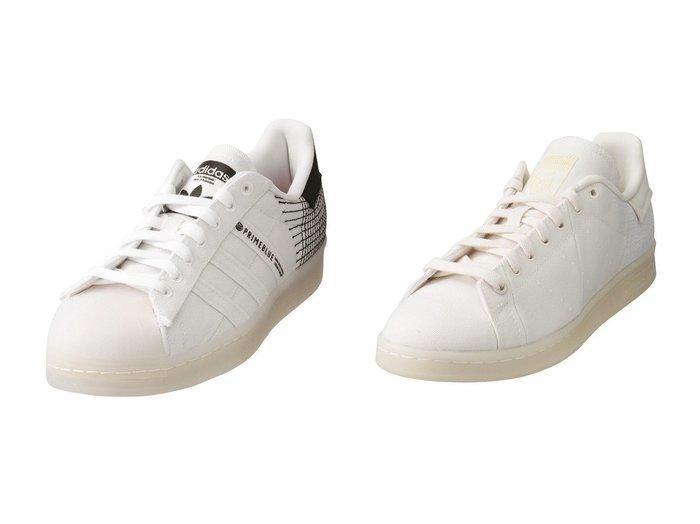 【martinique / MEN/マルティニーク】の【MEN】【adidas】SUPERSTAR PRIMEBLER G58198&【MEN】【adidas】STAN SMITH PRIMEBLUE FX5600 【MEN】おすすめ!人気トレンド・男性、メンズファッションの通販  おすすめ人気トレンドファッション通販アイテム 人気、トレンドファッション・服の通販 founy(ファニー) ファッション Fashion メンズファッション MEN シューズ・靴 Shoes/Men スニーカー Sneakers 2021年 2021 2021-2022秋冬・A/W AW・Autumn/Winter・FW・Fall-Winter・2021-2022 A/W・秋冬 AW・Autumn/Winter・FW・Fall-Winter スニーカー 人気 夏 Summer 定番 Standard |ID:crp329100000053010