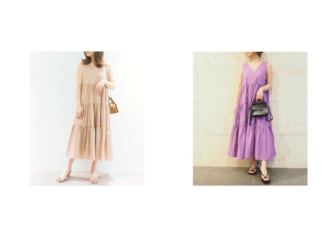 【EVRIS/エヴリス】のEVRIS ティアードマキシワンピース おすすめ!人気トレンド・レディースファッション通販 おすすめで人気の流行・トレンド、ファッションの通販商品 インテリア・家具・メンズファッション・キッズファッション・レディースファッション・服の通販 founy(ファニー) https://founy.com/ ファッション Fashion レディースファッション WOMEN ワンピース Dress マキシワンピース Maxi Dress 2021年 2021 2021春夏・S/S SS/Spring/Summer/2021 S/S・春夏 SS・Spring/Summer サマー シンプル リラックス 人気 夏 Summer 春 Spring  ID:crp329100000053076